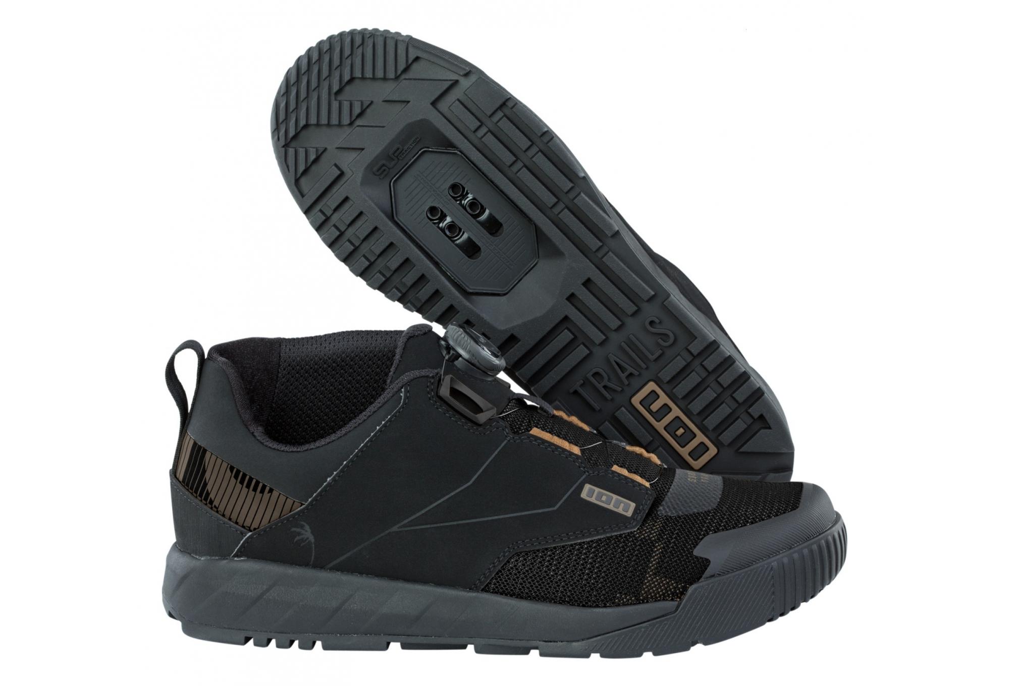 Chaussures VTT ION Rascal Select BOA Noir