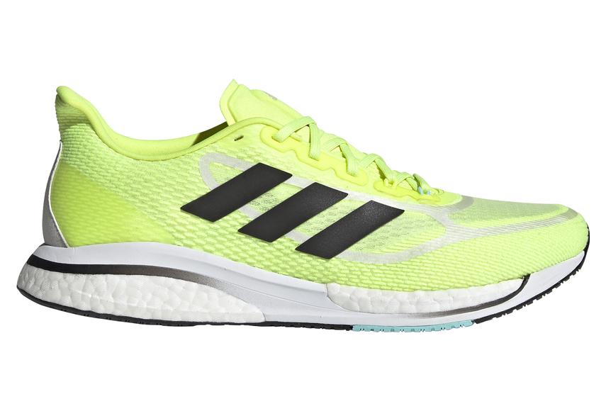 Adidas Supernova Yellow Running Shoes For Men