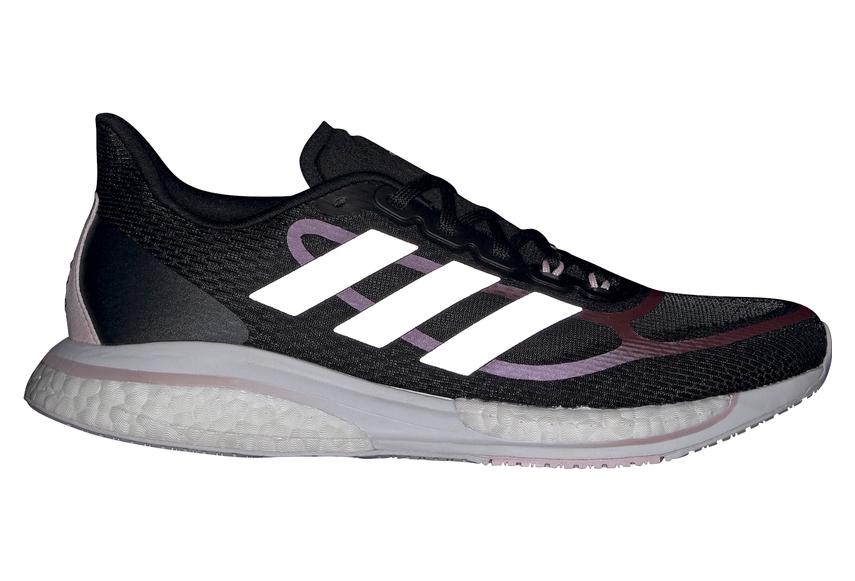 Adidas Supernova Running Shoes Black Pink Women