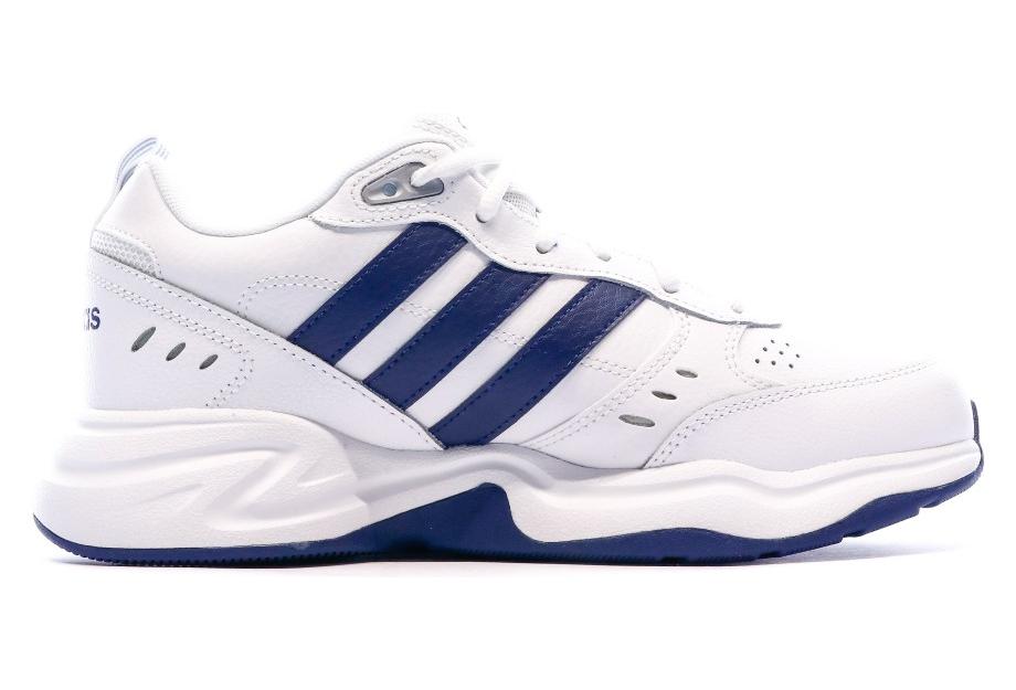 Chaussures de sport blanches homme Adidas Strutter Wide ...
