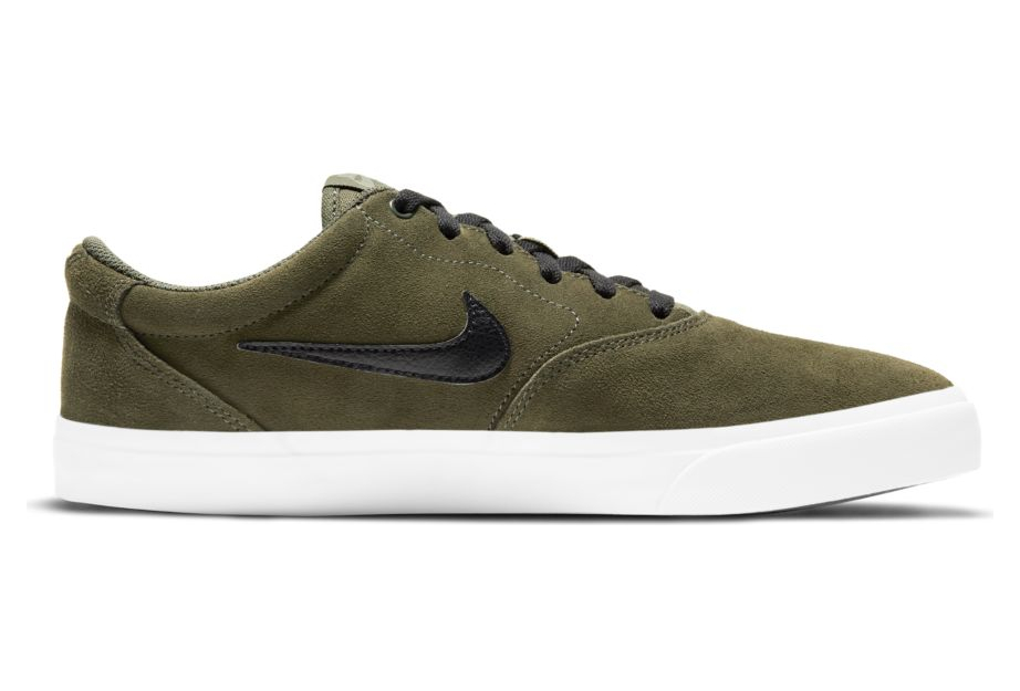 Nike SB Charge Suede Green Shoes