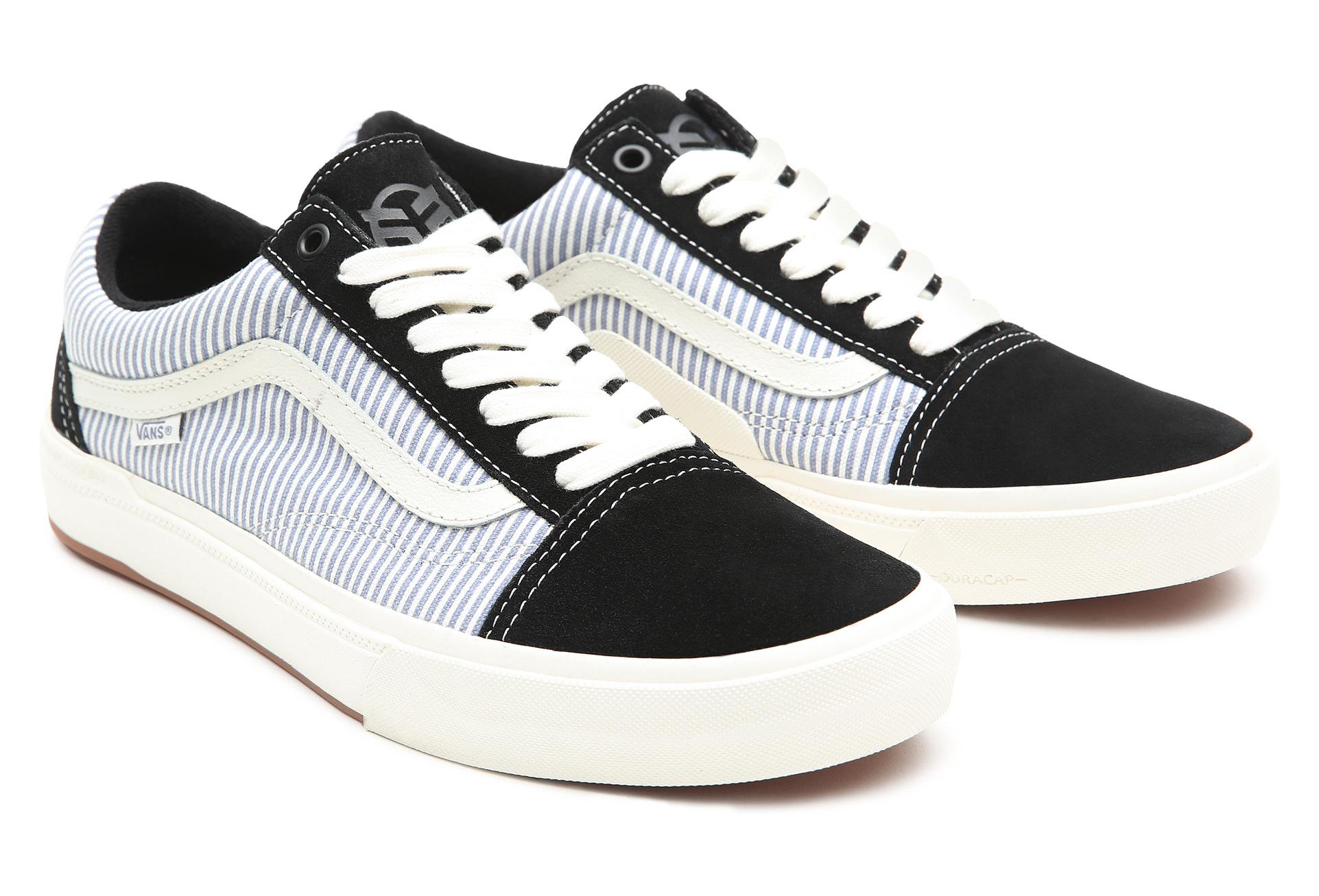 Chaussures Vans Old Skool Federal Noir / Bleu | Alltricks.fr
