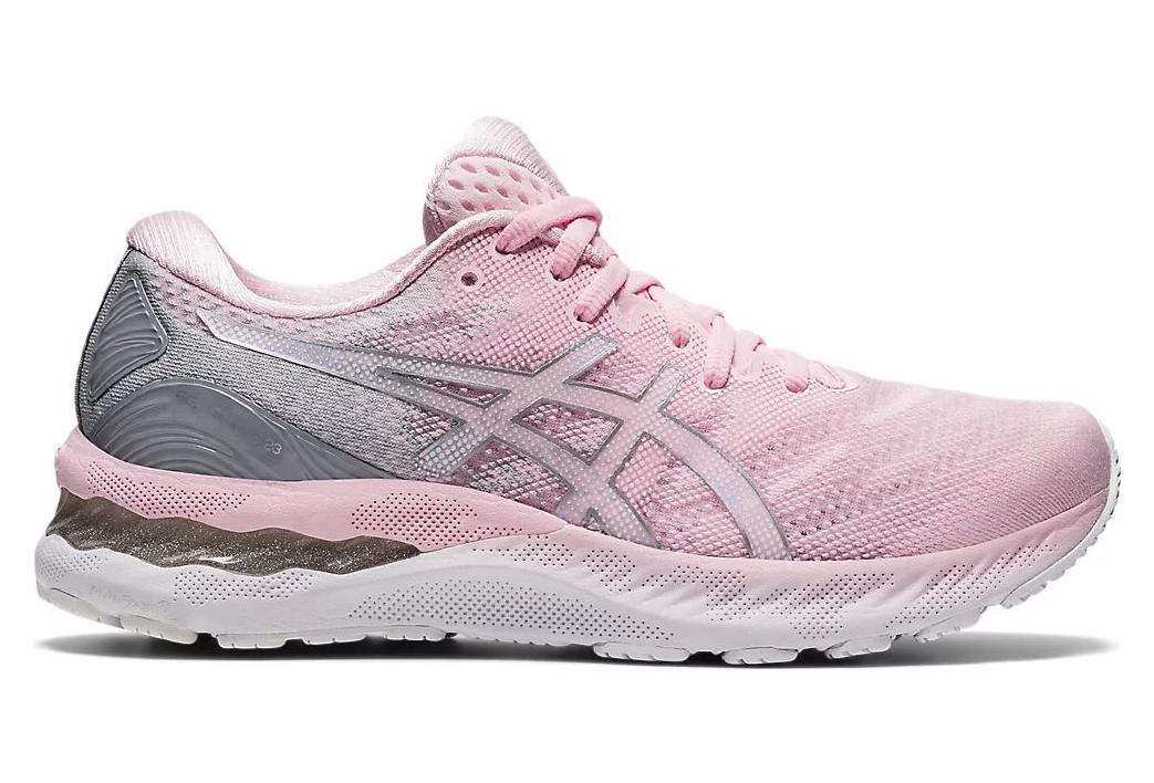 Asics Gel Nimbus 23 Pink Womens Running Shoes