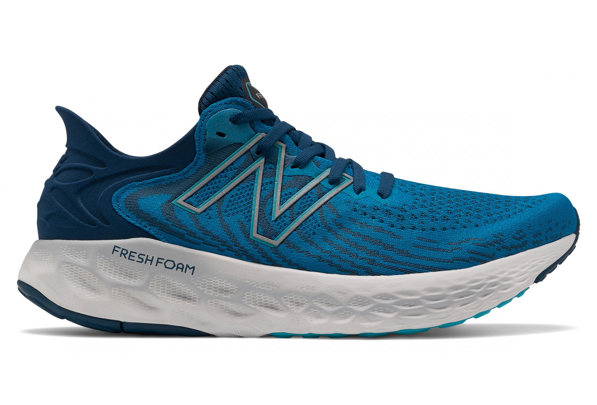 New Balance Fresh Foam X 1080 V11 Running Shoes Blue Mens