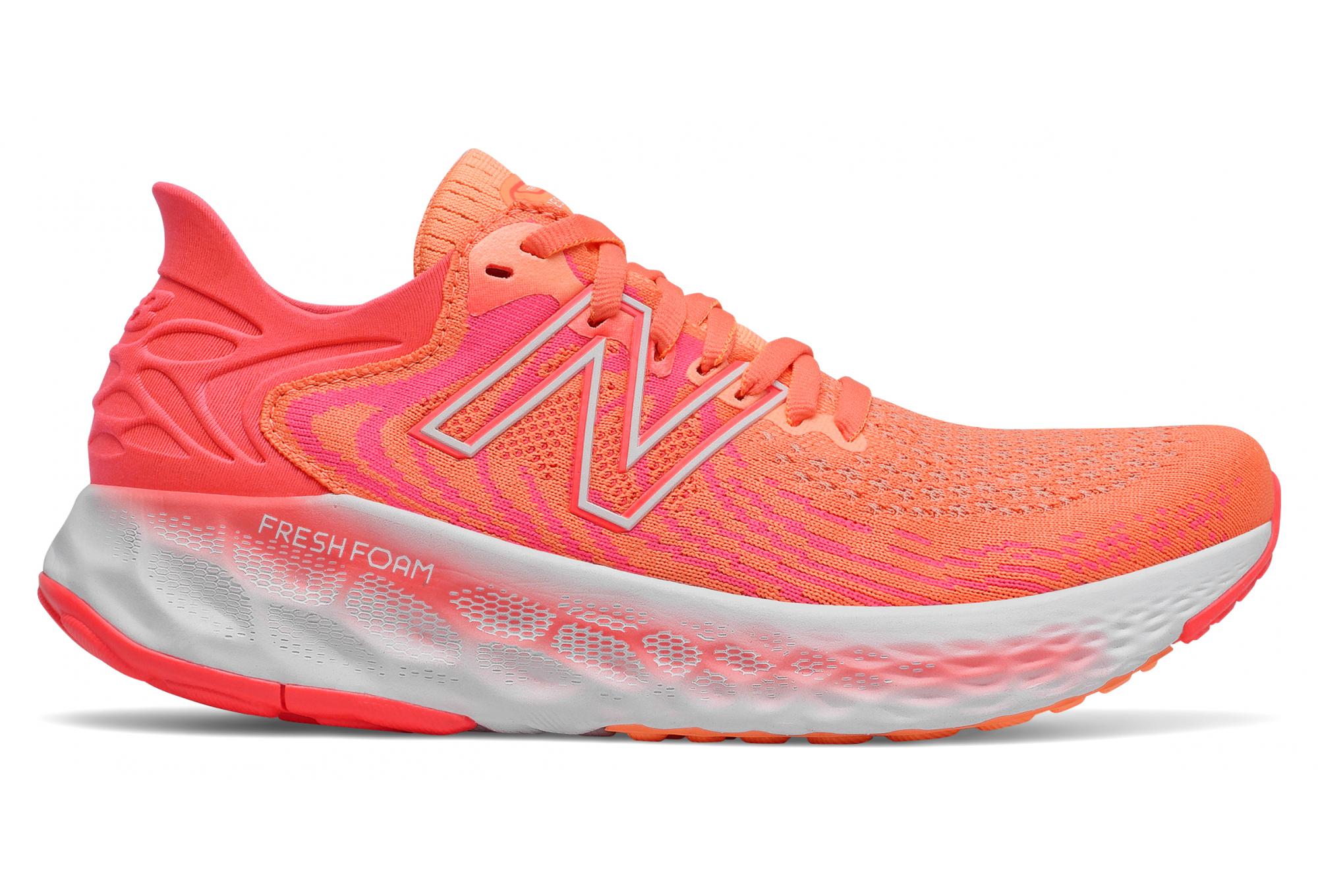 Chaussures de Running Femme New Balance Fresh Foam X 1080 V11 Orange à partir de 133,99 € au lieu de 170,00 €