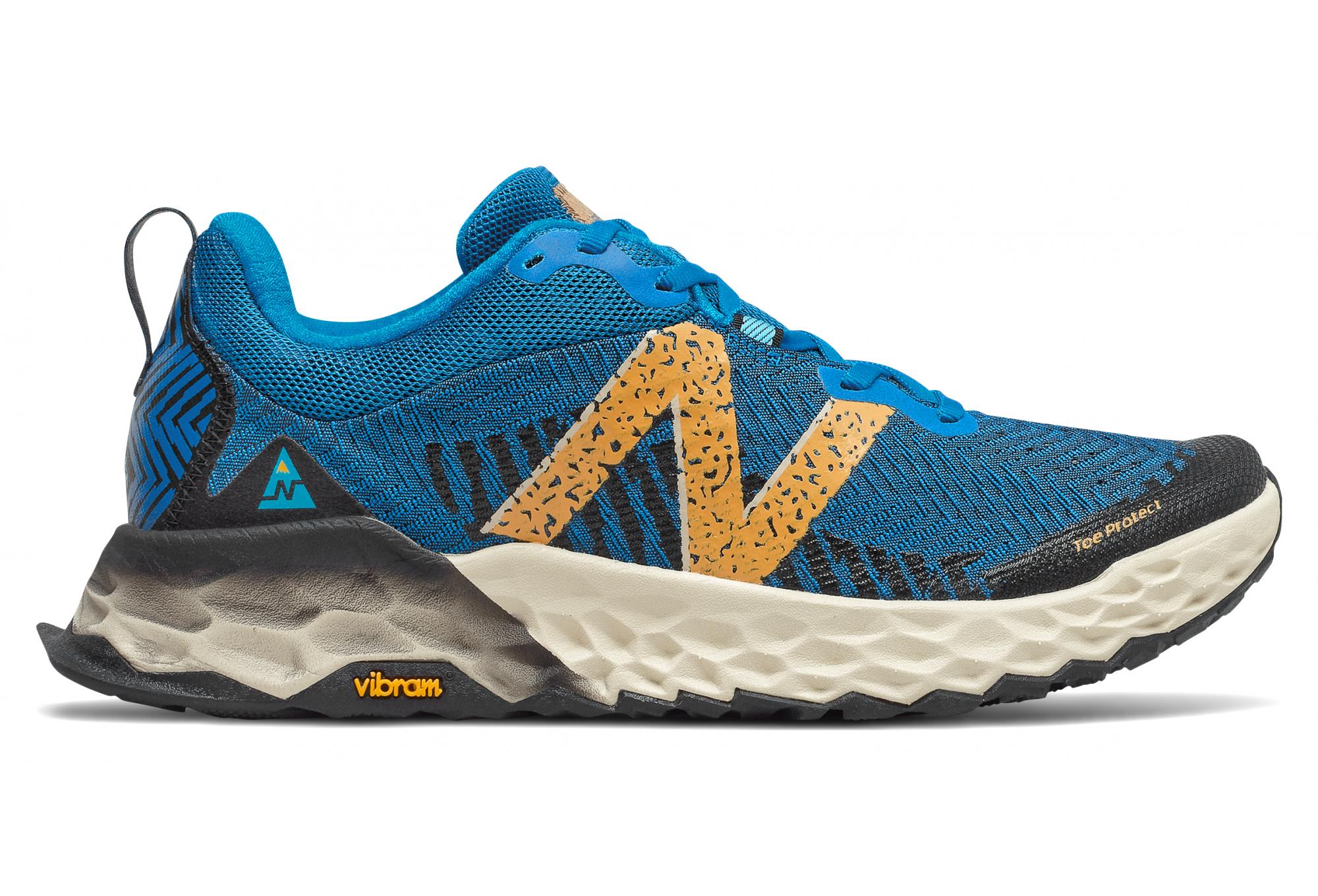 New Balance Fresh Foam X Hierro V6 Trail Shoes Blue Men