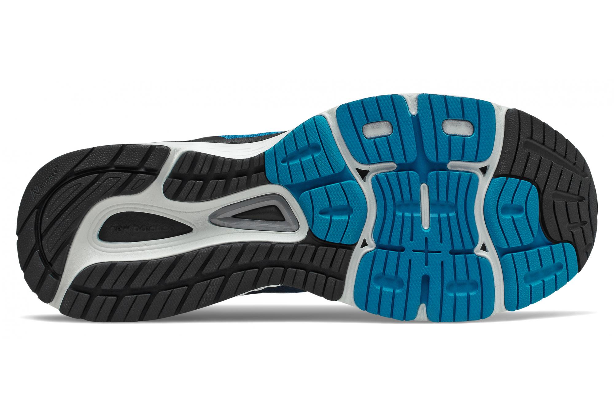 New Balance Solvi V3 Blue Running Shoes For Men