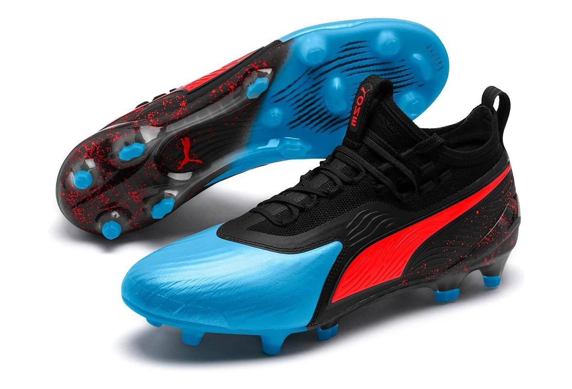 Chaussures Football Homme Puma Puma One 19.1 Fg Ag | Alltricks.com