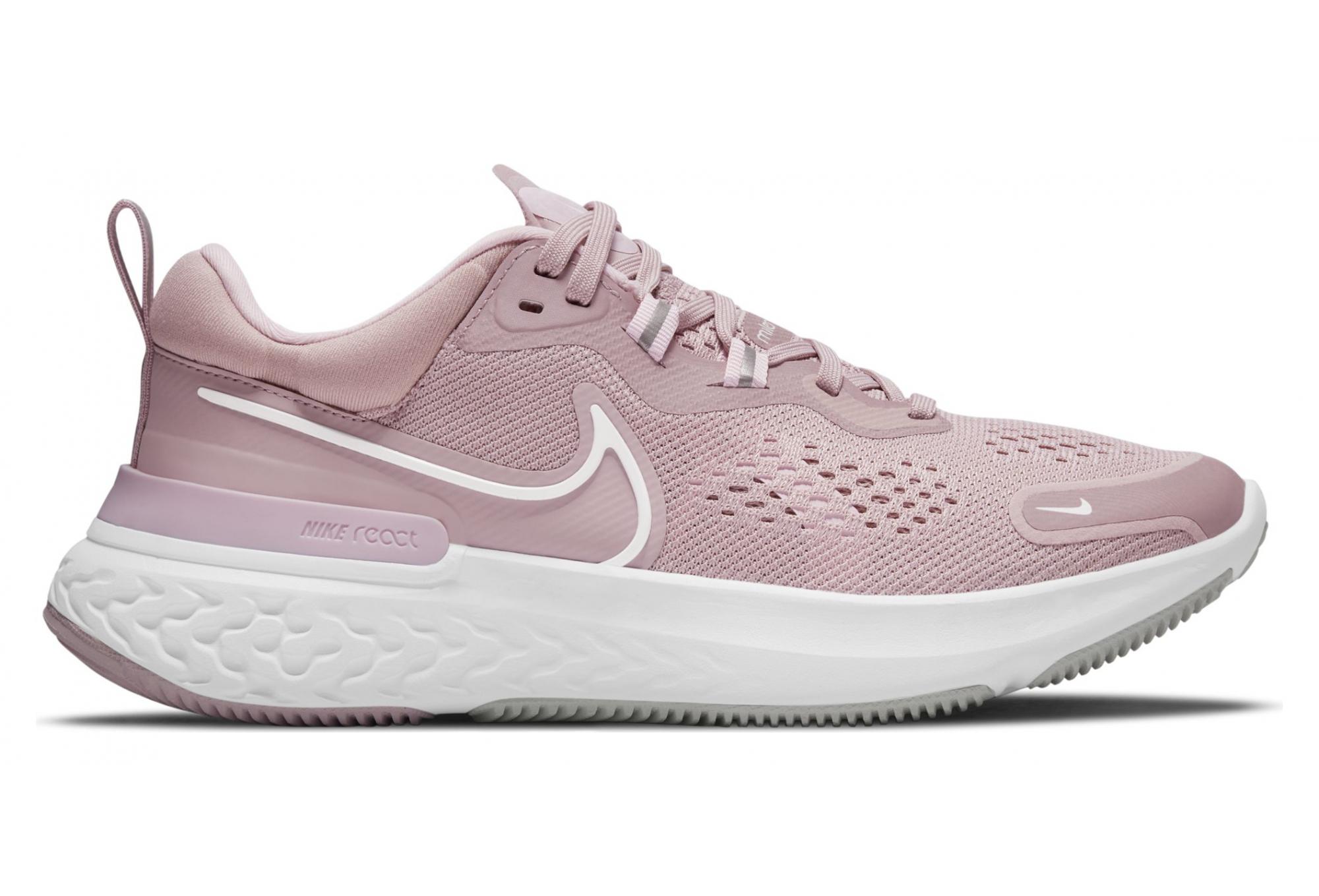 Chaussures de Running Femme Nike React Miler 2 Rose à partir de 87,99 € au lieu de 130,00 €