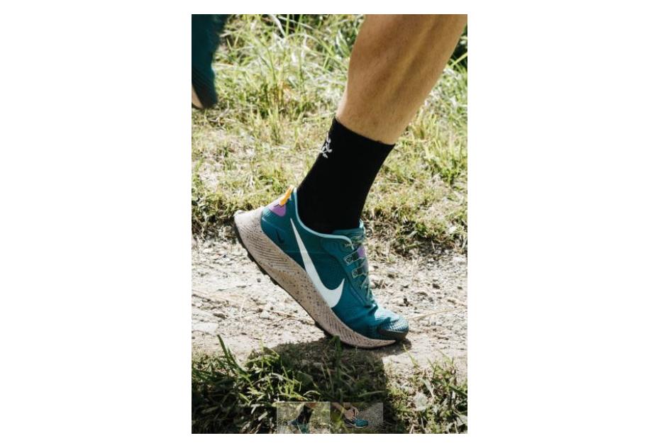 Nike Pegasus Trail 3 Pair of Shoes Green / Yellow