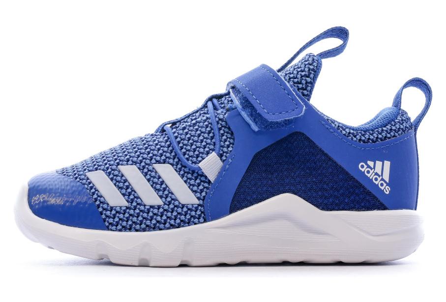 Chaussure de sport Bleu Garçon Adidas RapidaFlex El I   Alltricks.com