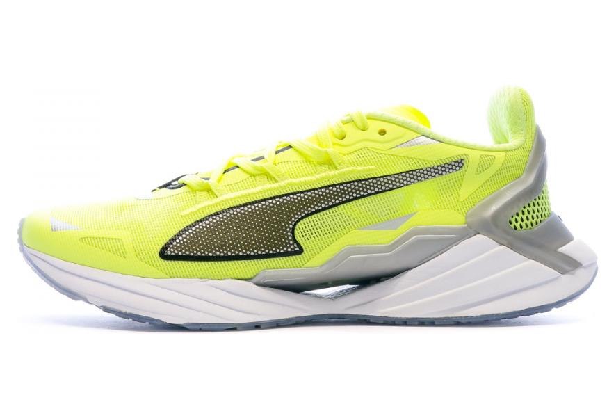Chaussures de running Jaune Fluo Femme Puma UltraRide FM Xtreme ...