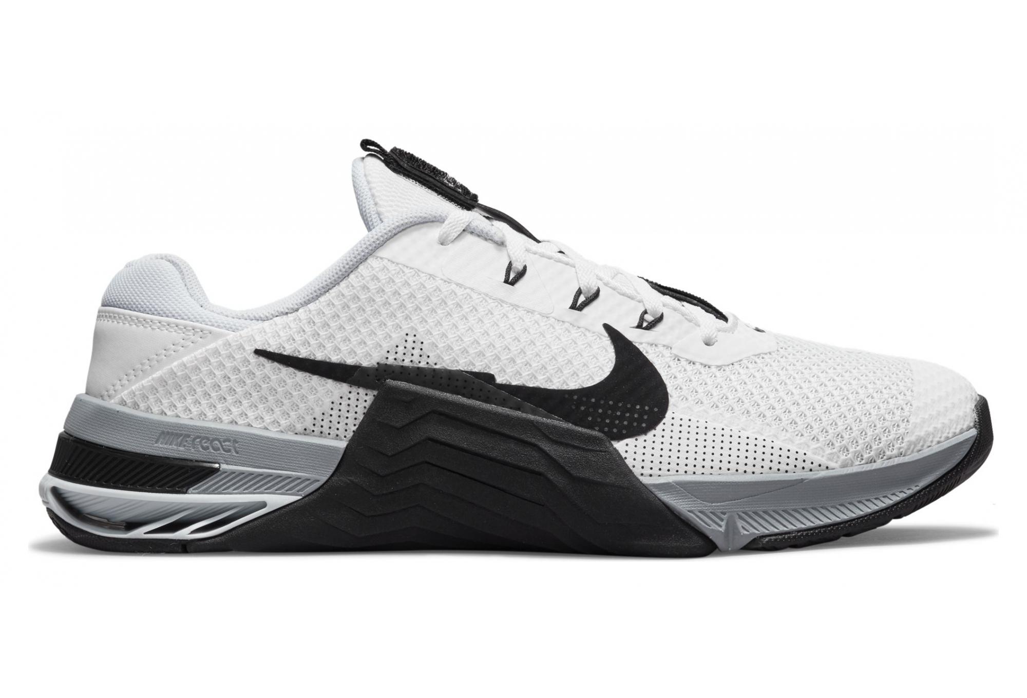 Nike Metcon 7 Running Shoes White Black