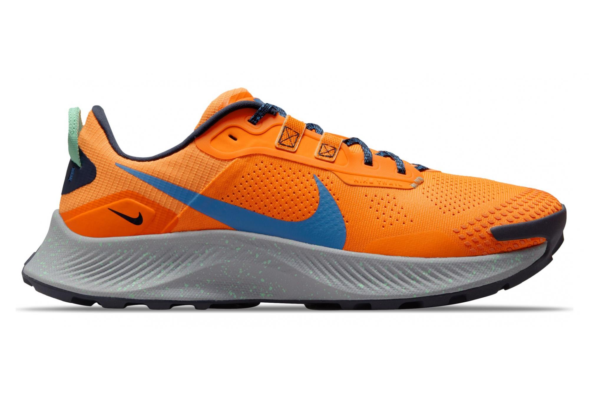 Nike Pegasus Trail 3 Trail Running Shoes Orange/Blue