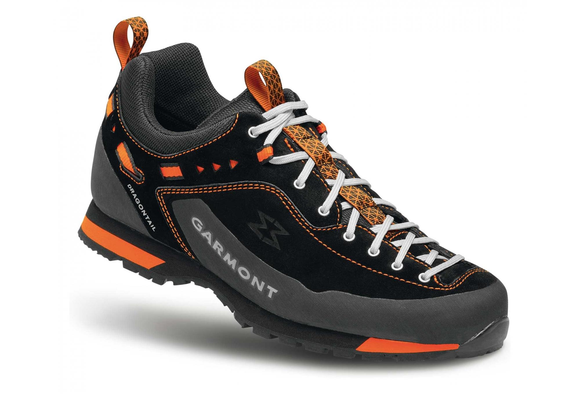 size 40 4823a bffb1 Scarpe Trekking Garmont Dragontail LT Nero Arancioni