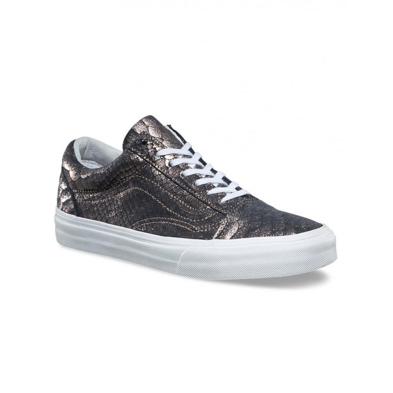 Chaussures Metallic U Old Vans Snake Skool OPTwkuZXi