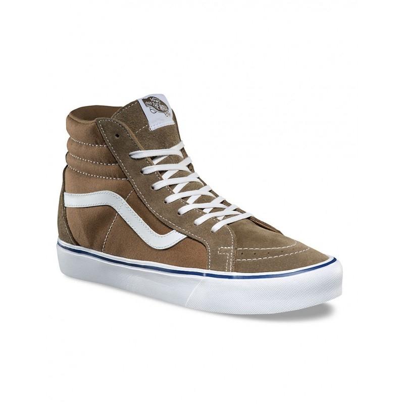 Chaussures Vans SK8 Hi Reissue Lite Femme TeakErmine | Allo Boutique