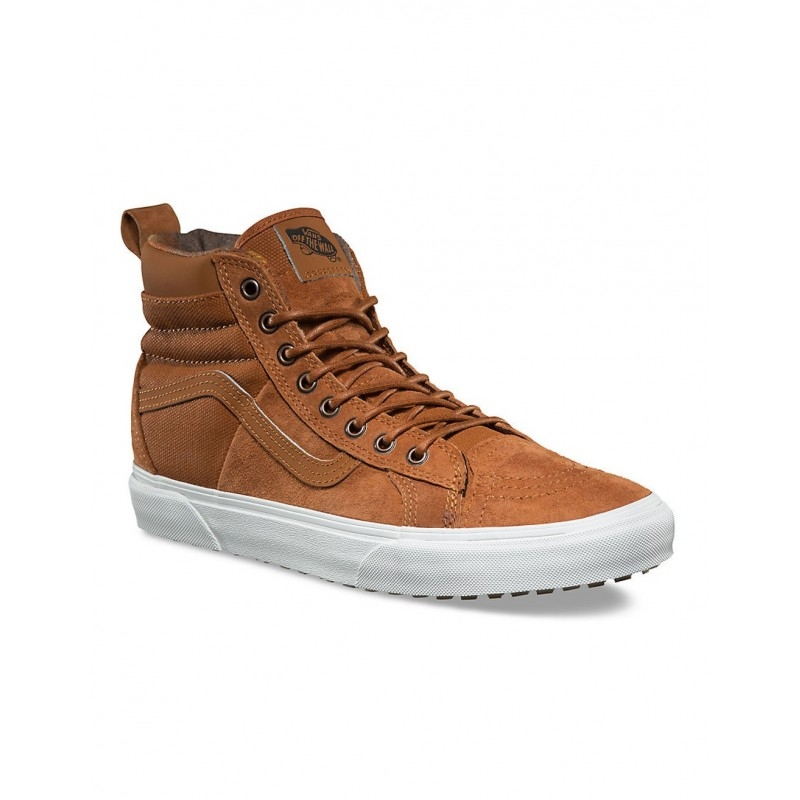 Chaussures Mte Sk8 46 Dx Ginger Vans Flannel Hi Glazed U EwwXI