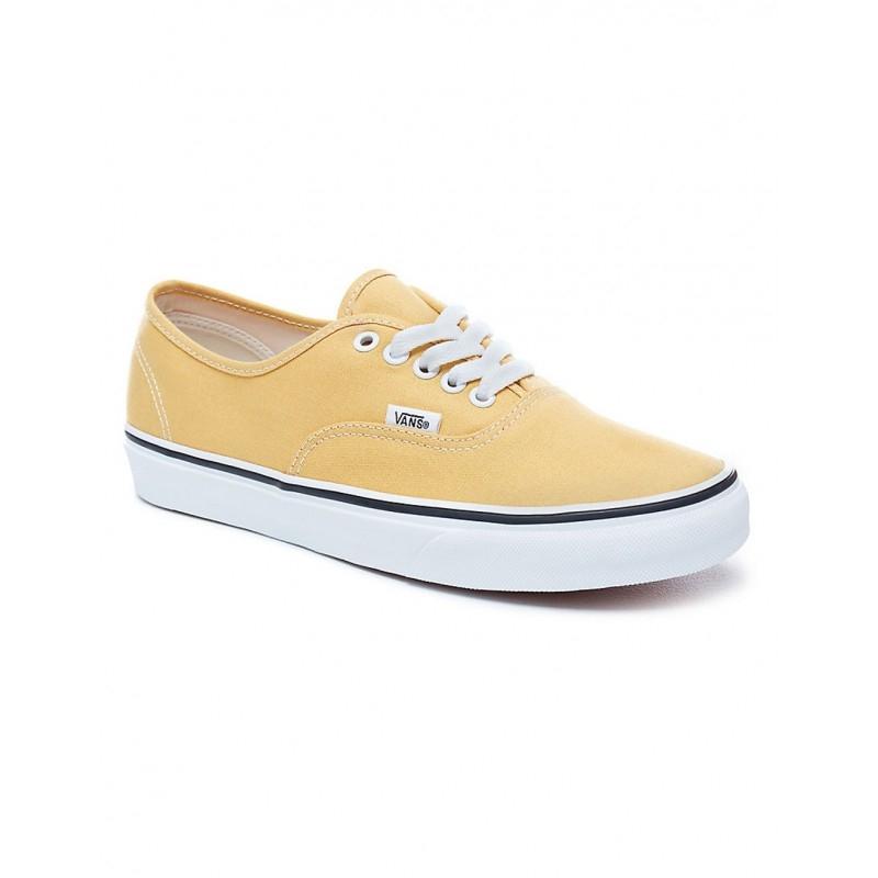 Authentic Ochre White U True Chaussures Vans OX8wP0nk