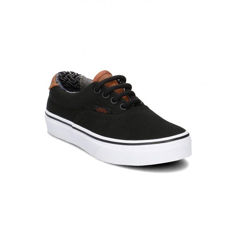 eea76a4ddb Chaussures Vans Y Era 59 C L - Black   Material Mix