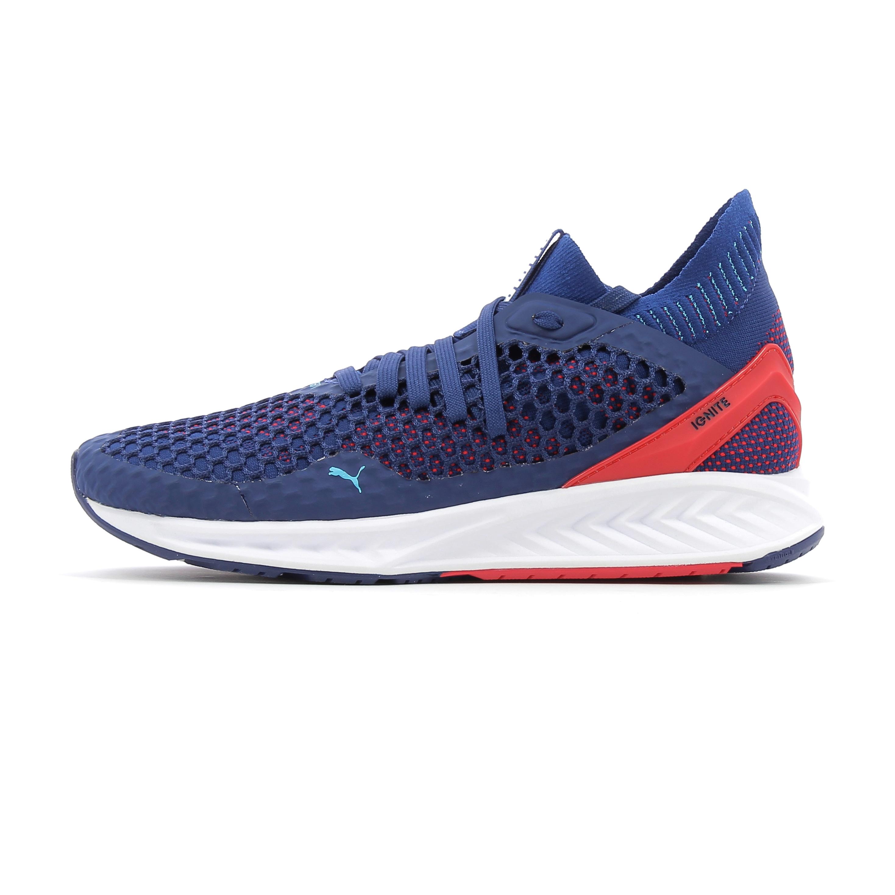 Ignite Netfit Bleu Running Puma De Chaussures 8mONvwyn0
