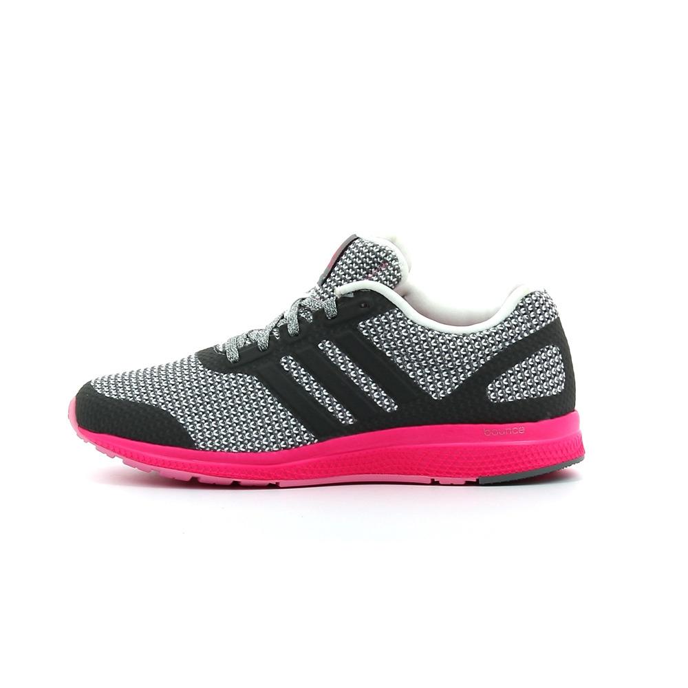 detailed look a6b28 47bc0 Chaussures de Running Femme adidas running Mana Bounce W Noir