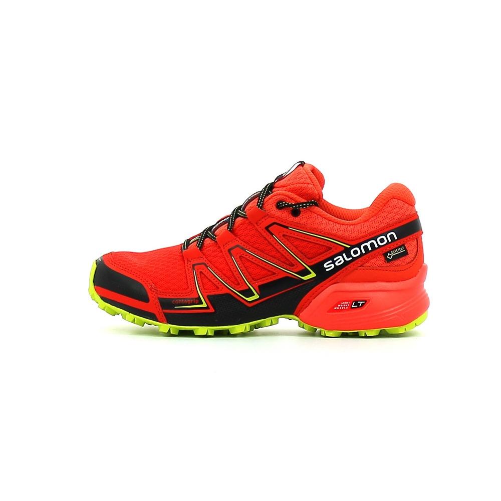 Chaussure de GTX Speedcross W femme Vario Salomon Gore tex trail kuZiPX