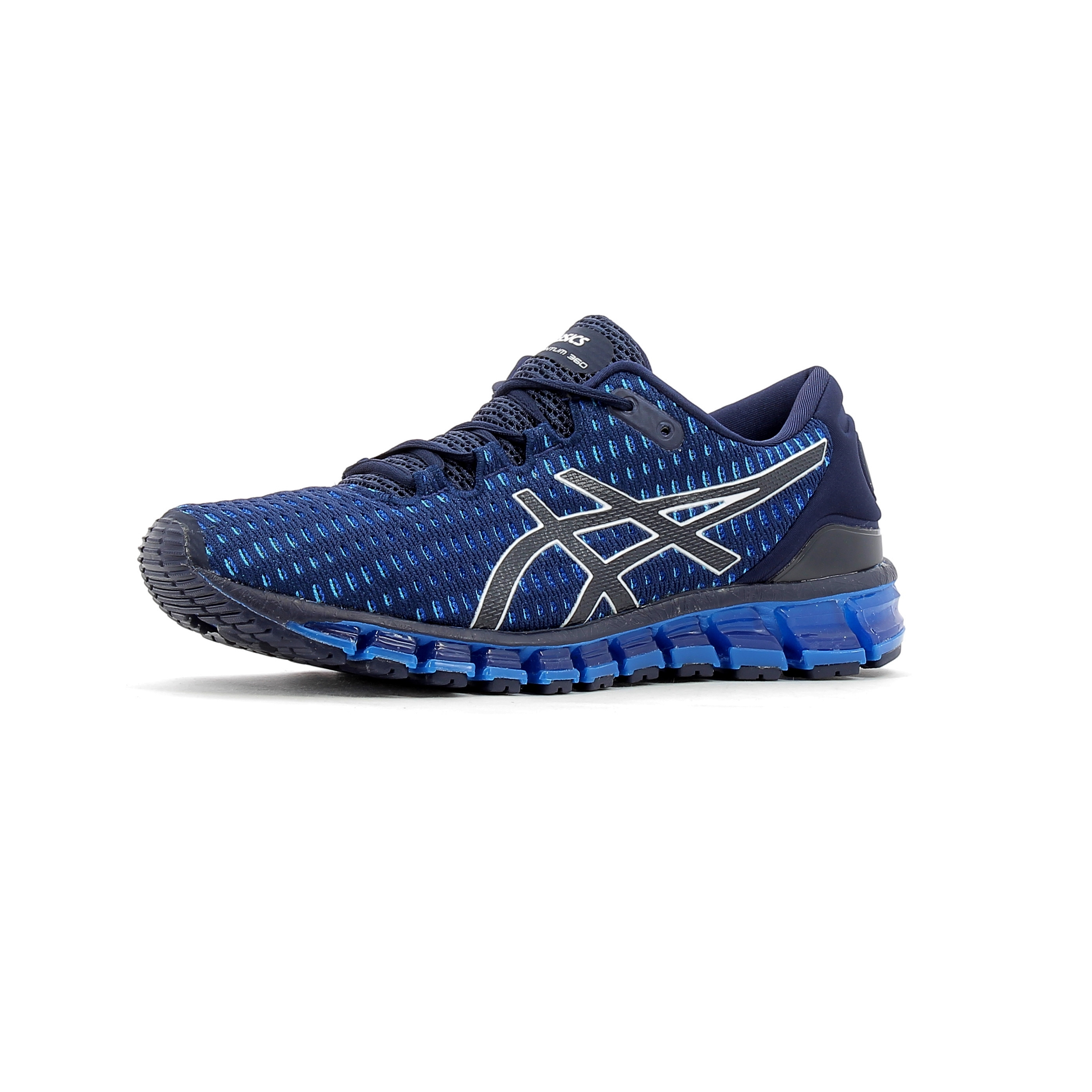 asics 360 shift bleu