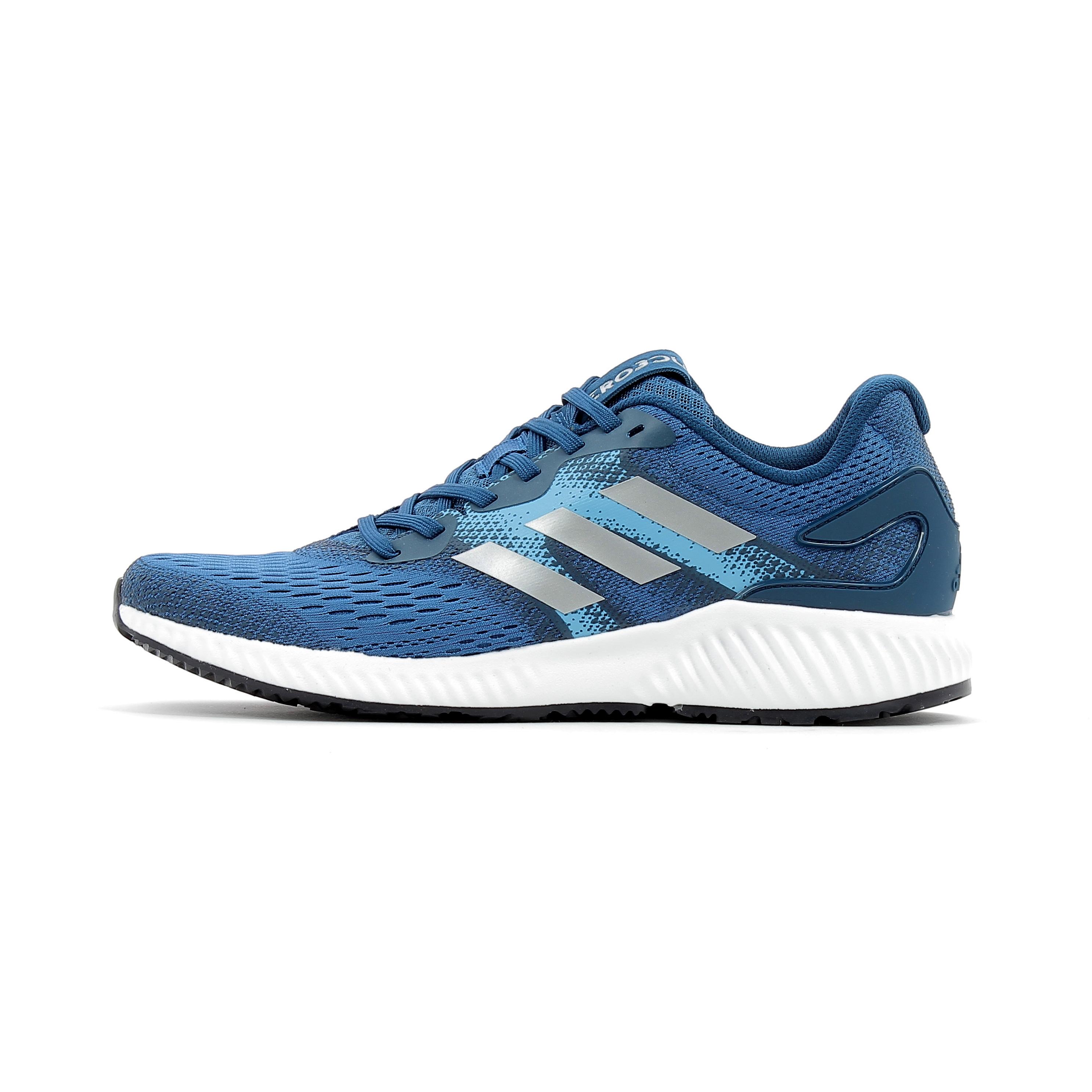 the best attitude 09b60 d3ffd Chaussures de Running adidas running AeroBounce Bleu