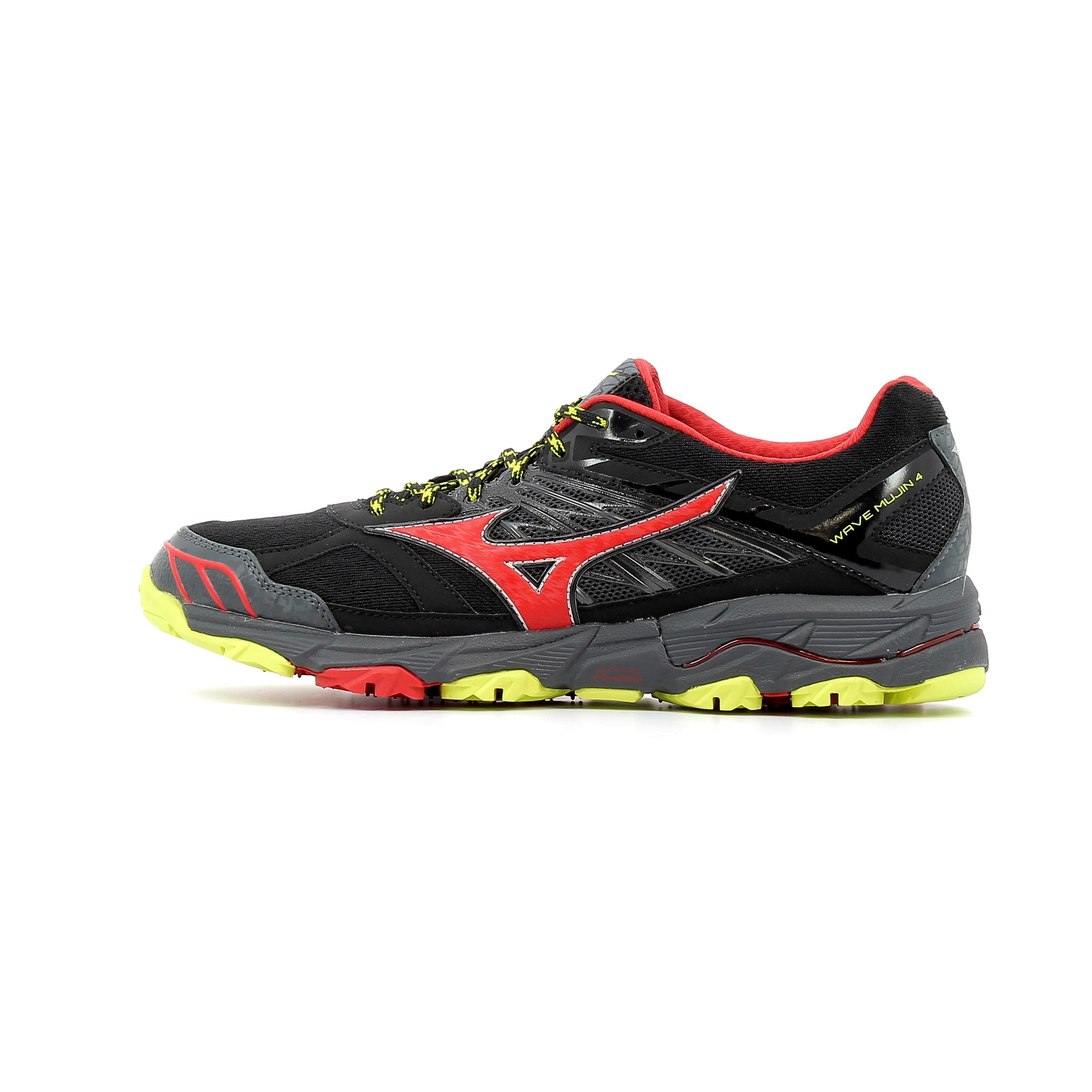 huge selection of b919b e2bf9 Chaussures de trail Mizuno Wave Mujin 4 Homme