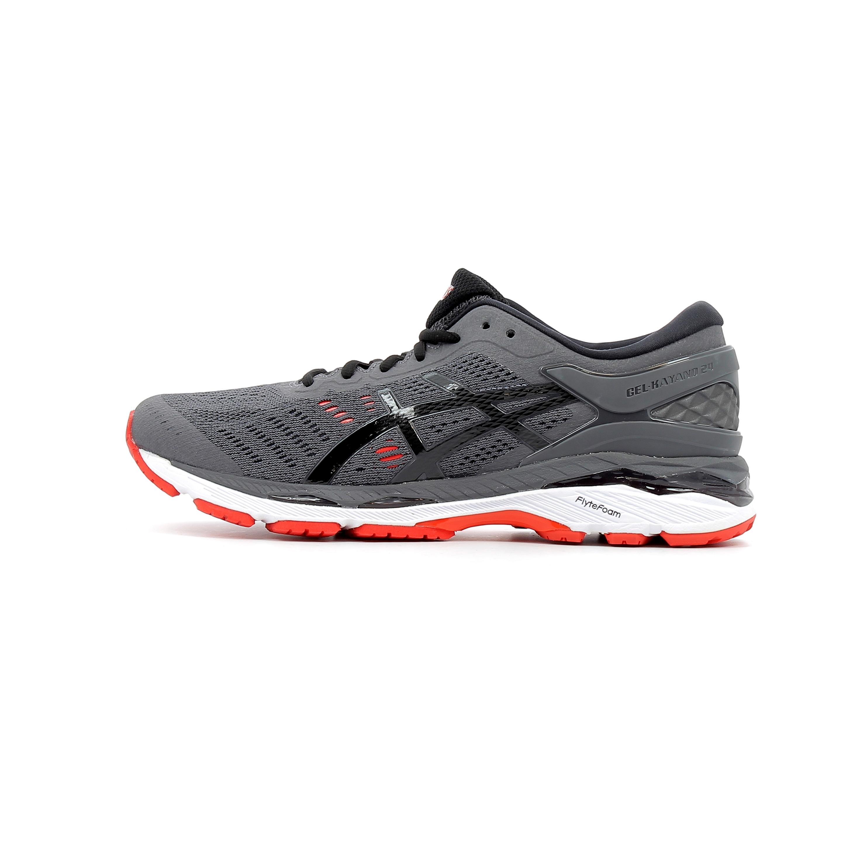 reputable site e882c 67f1b Chaussures de Running Asics Gel Kayano 24 Gris