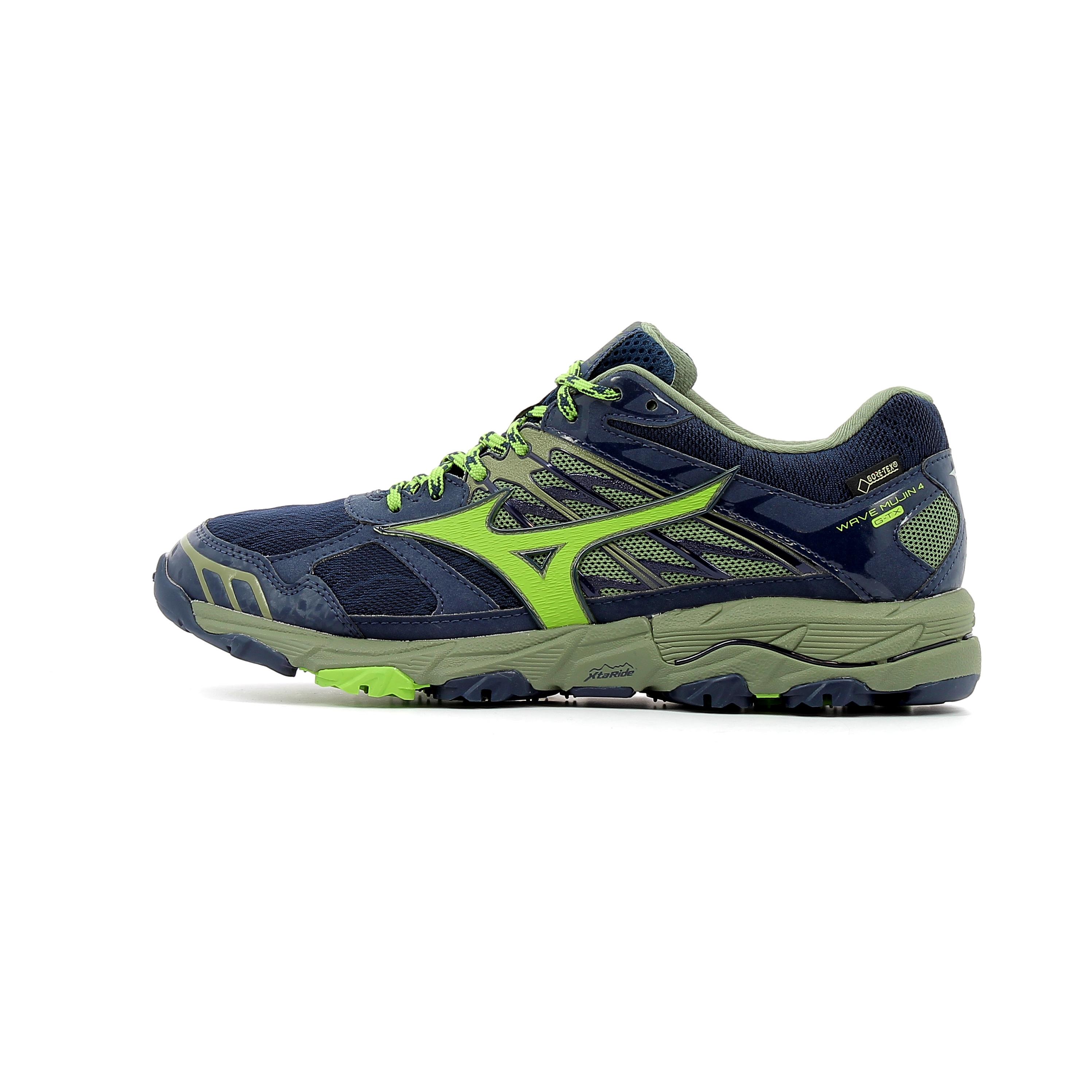 5b022c14e7e Chaussures de running homme Mizuno Wave Mujin 4 GTX