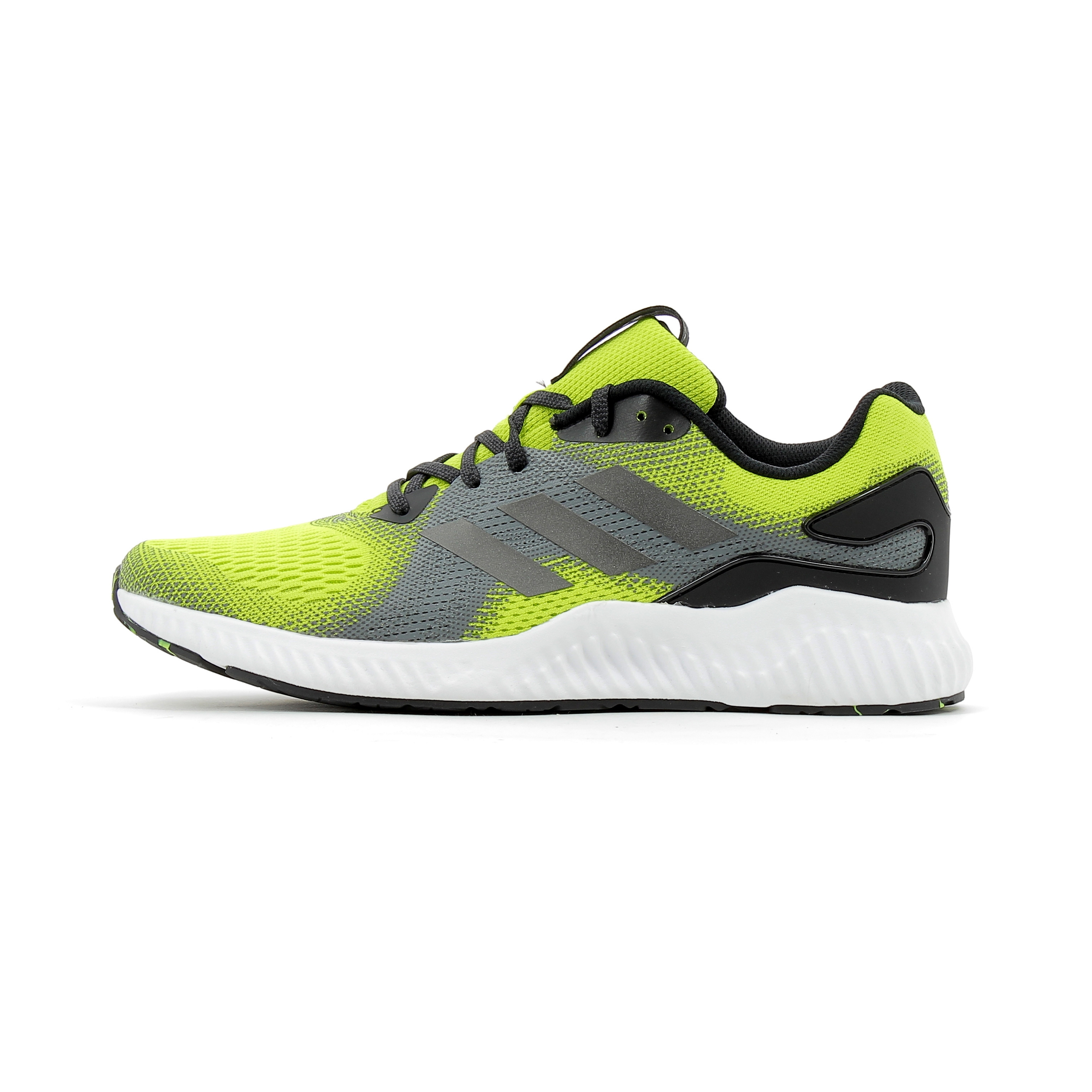 huge discount 8f23a 3c62f Chaussures de Running adidas running AeroBounce St Jaune