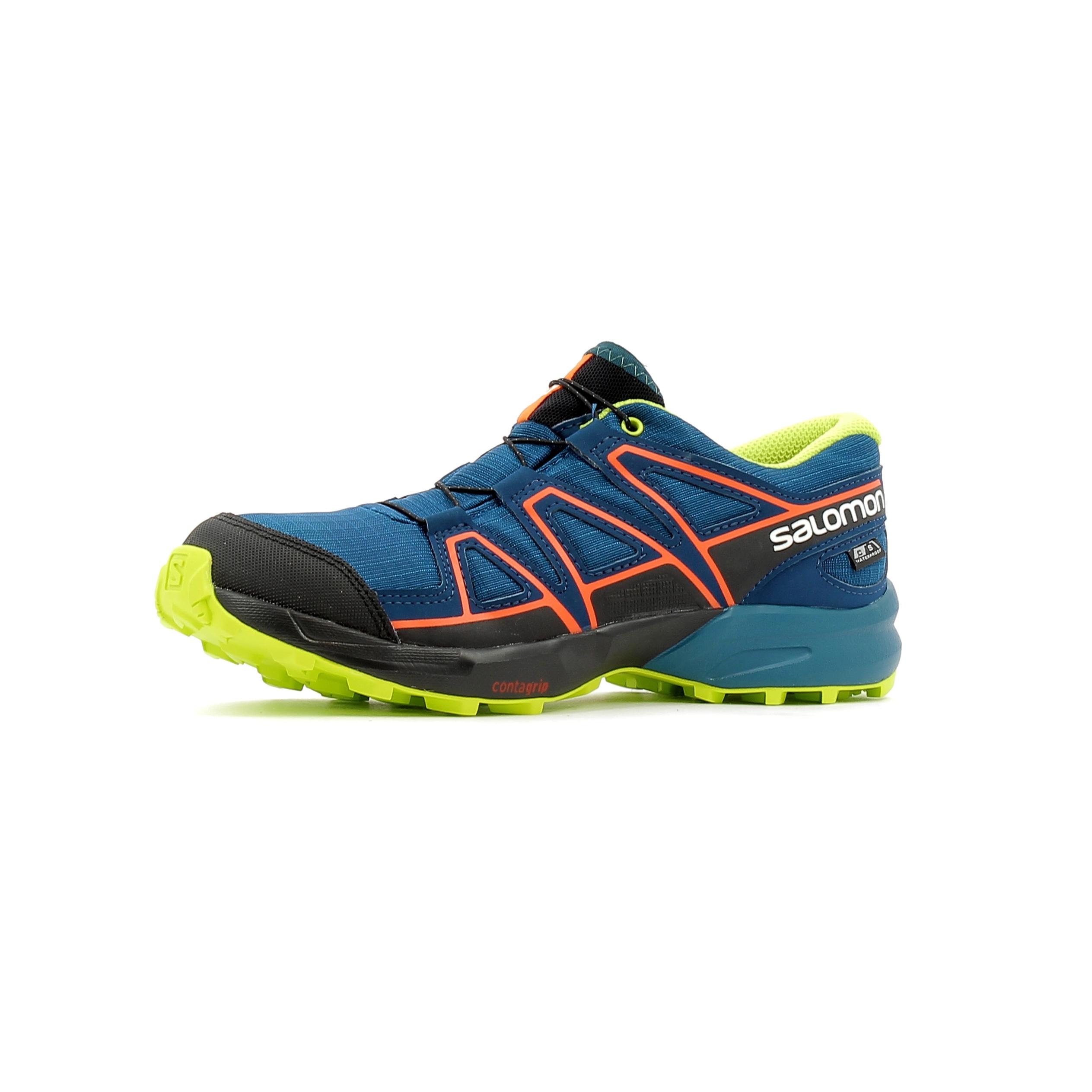 Chaussures de trail enfant Salomon Speedcross CSWP Junior