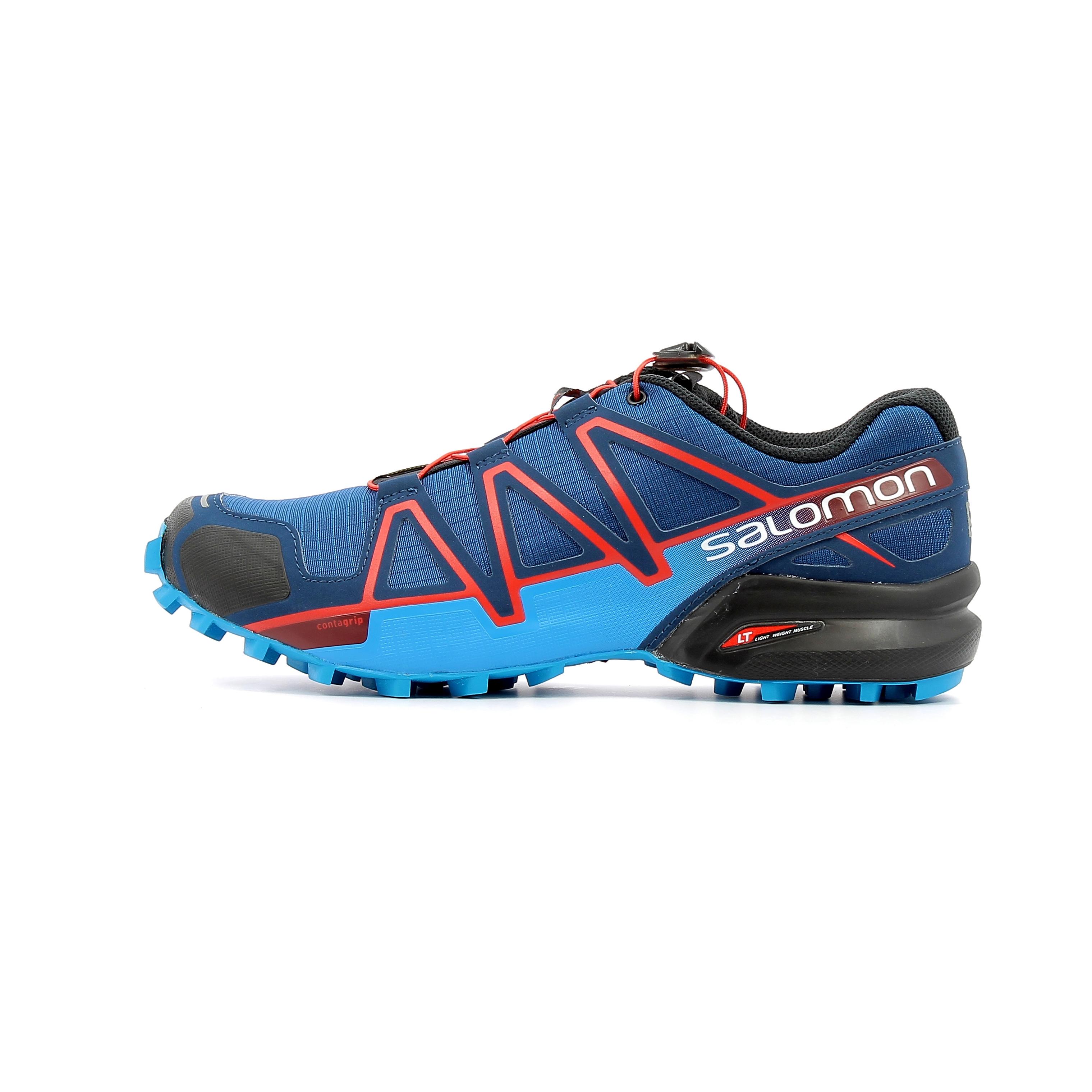 fedb51acc86b6 Chaussures de Trail Salomon Speedcross 4 M Bleu | Alltricks.fr