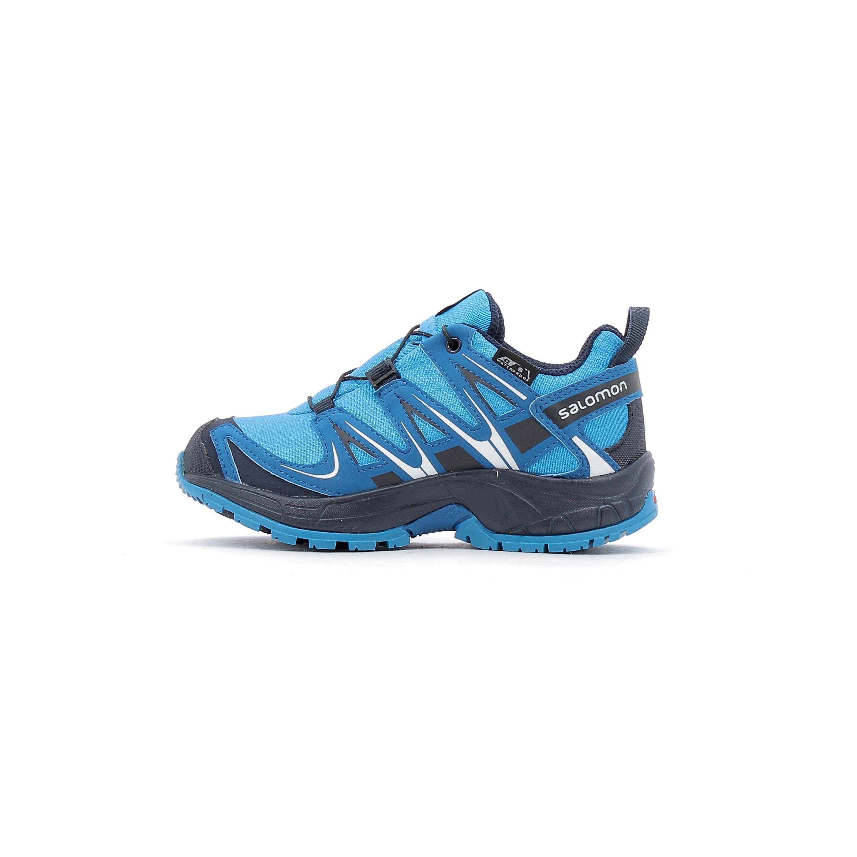 farblich passend Sonderteil schöner Stil Chaussure de randonnée junior Salomon XA PRO 3D CSWP Kid