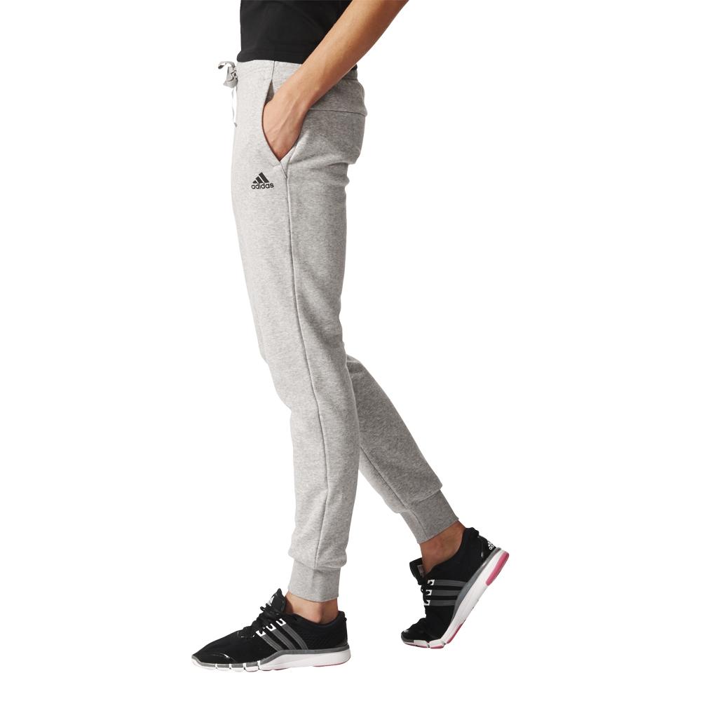 406f8783a605a Pantalon de survêtement Adidas Performance Essential Solid Pant ...