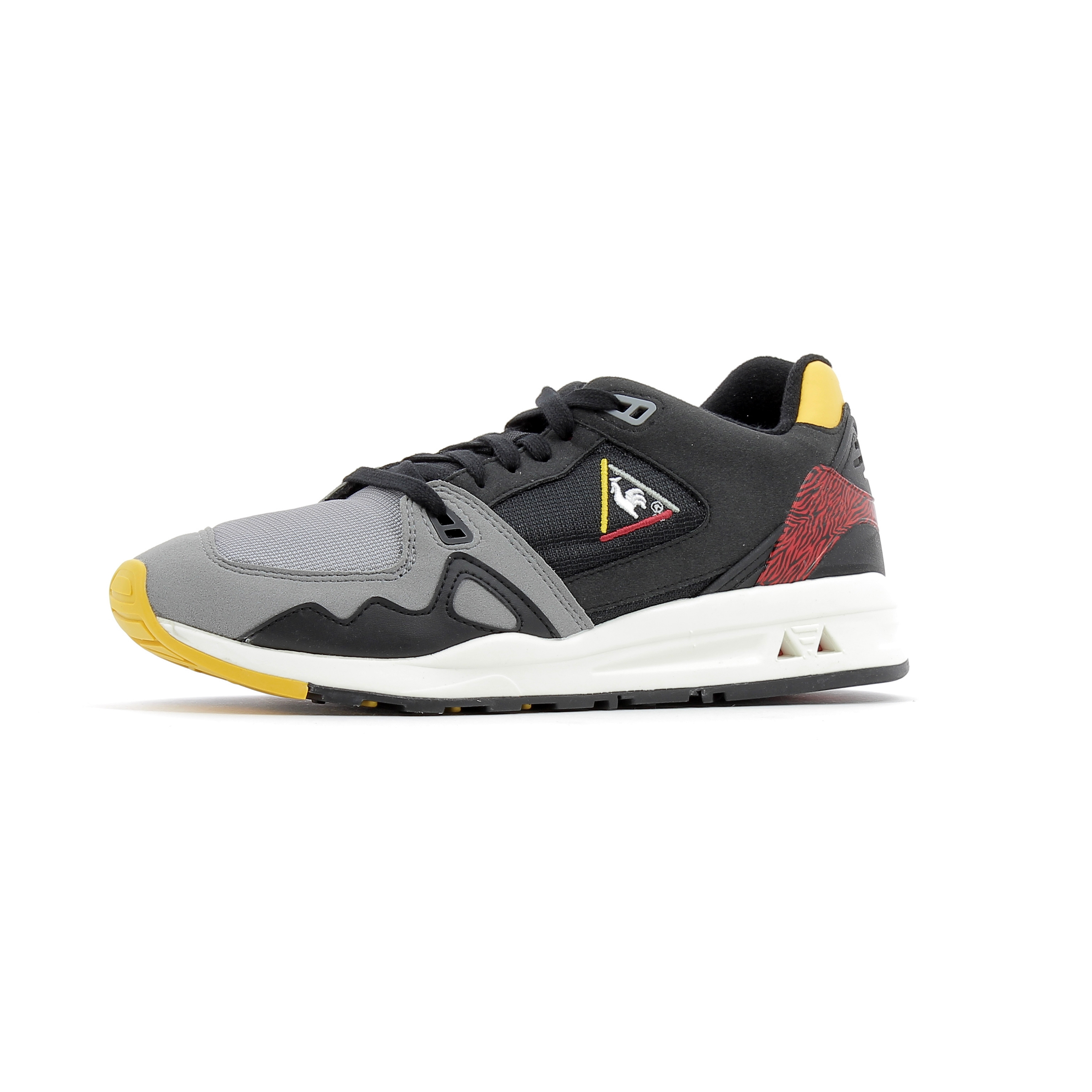 d99ab5442179 Chaussures basses Le Coq Sportif LCS R1000 90 S GRAPHIC