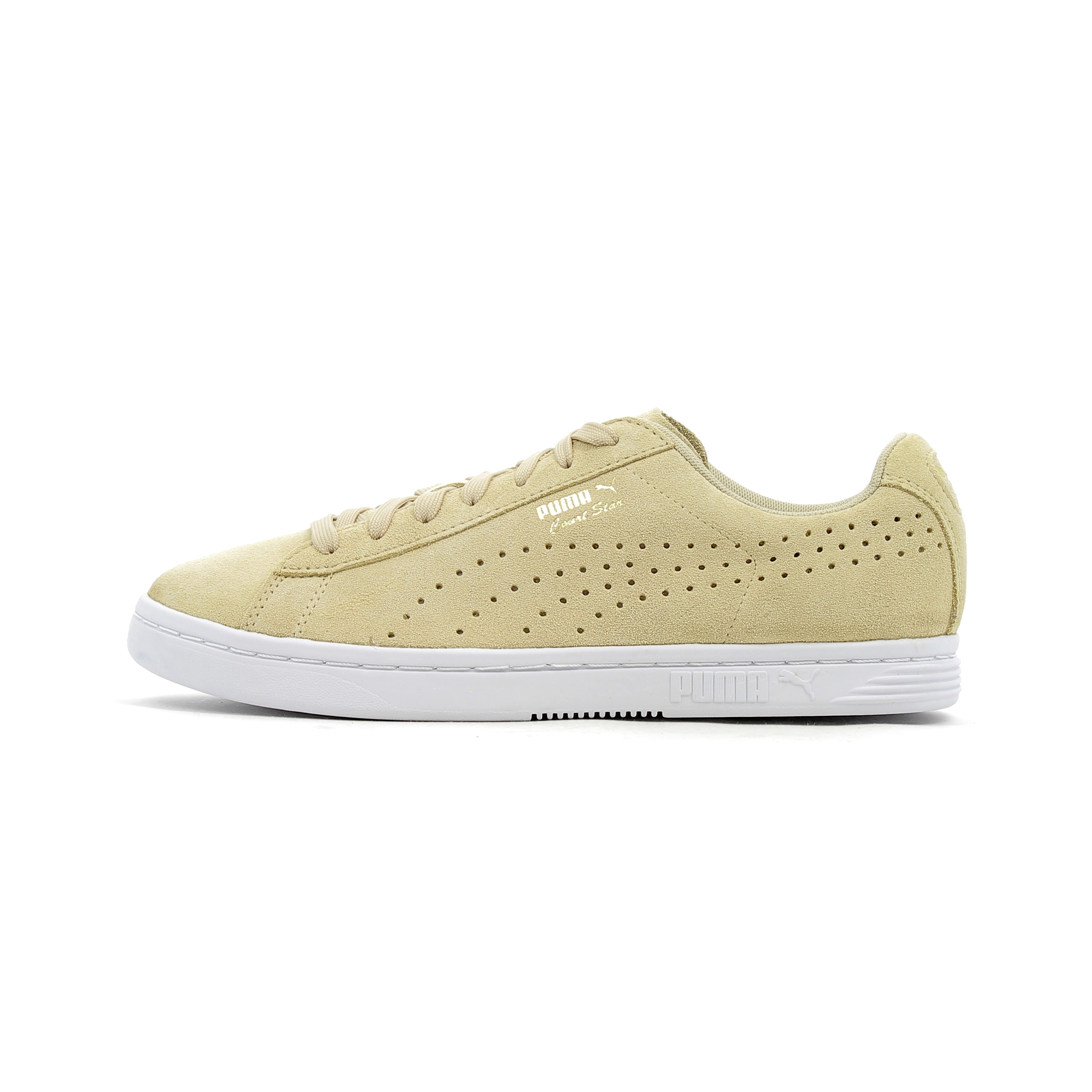 sale retailer 2a34f 18d3a Baskets basses Puma Court Star Suede