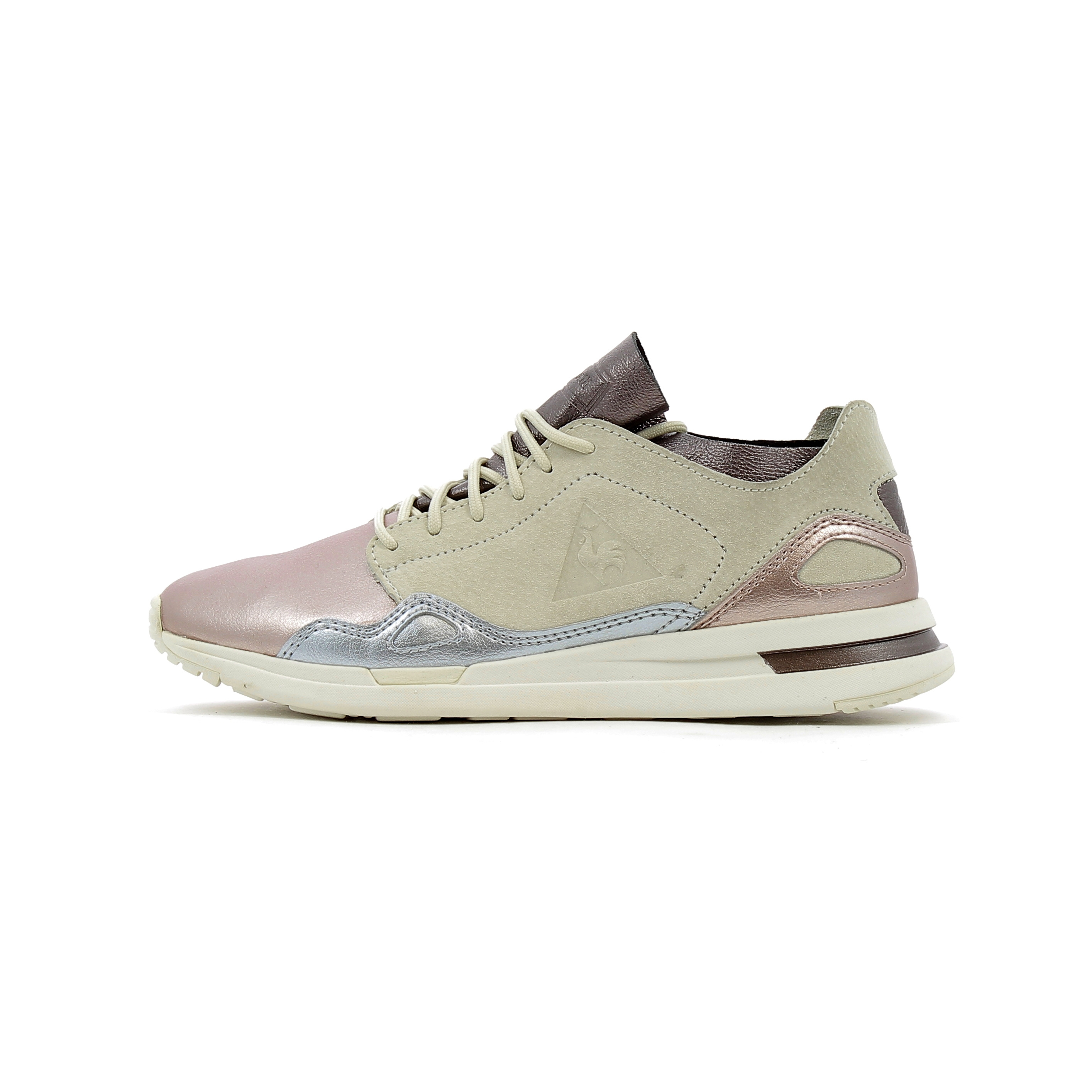 Lcs Mix R Baskets Coq Metallic Sportif W Basses Flow Leather Le yw80vmNnO
