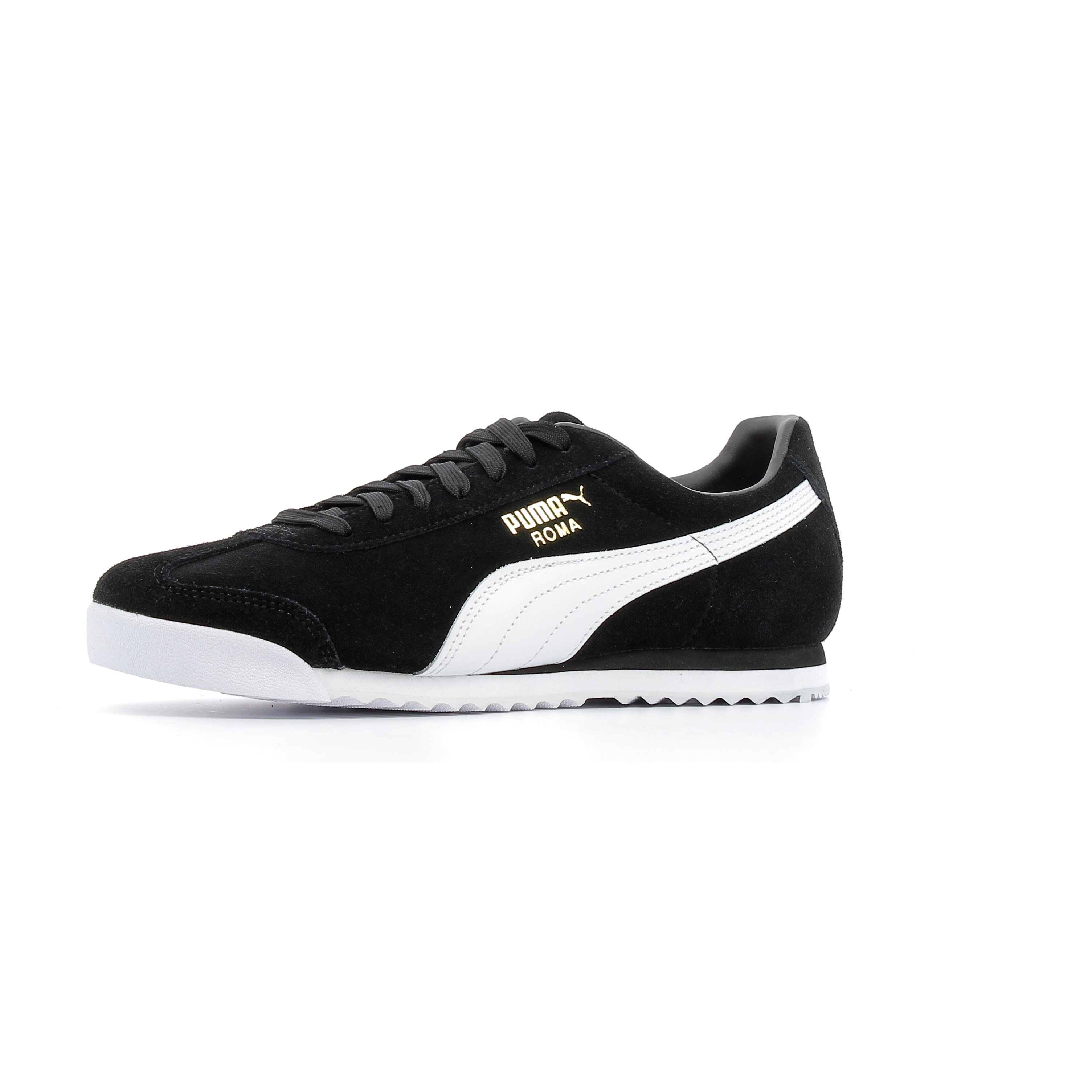 new arrival 03d84 0b056 Baskets basses Puma Roma Suede