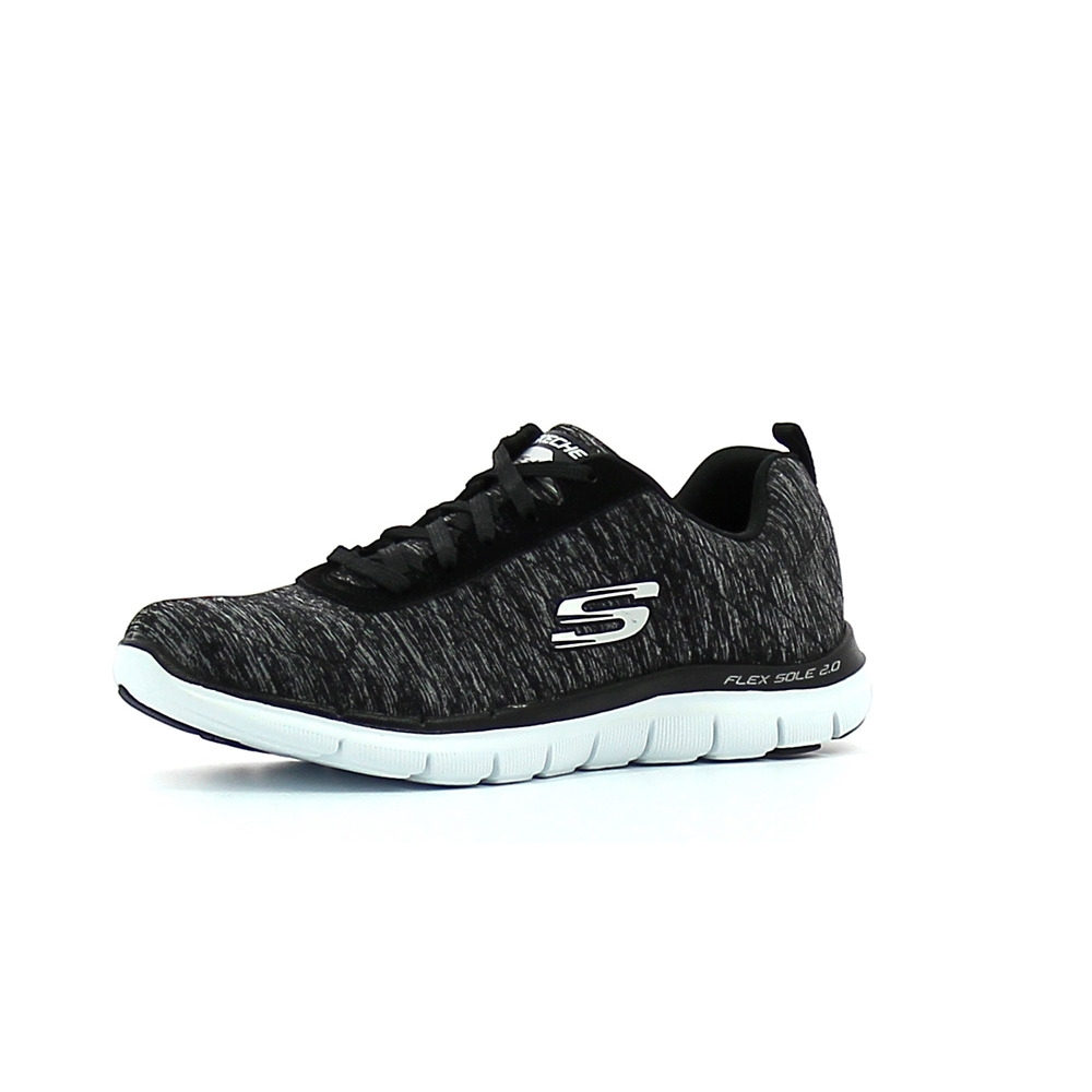 chaussure footing flex appeal skechers