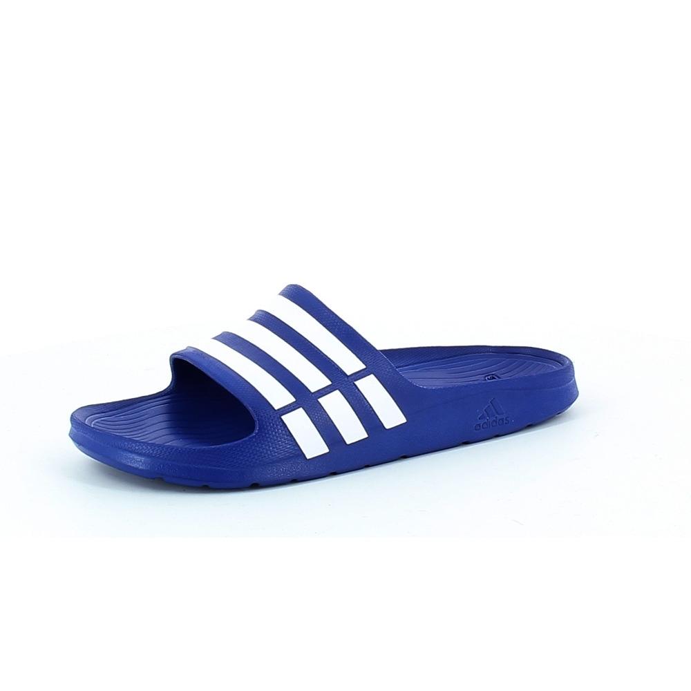 Infradito Adidas Performance Ciabatte Duramo Blu Donna Saldi :