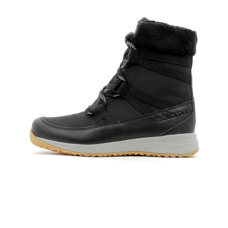 f629d433c04e Boots Salomon Heika Cuir CS WP Femme