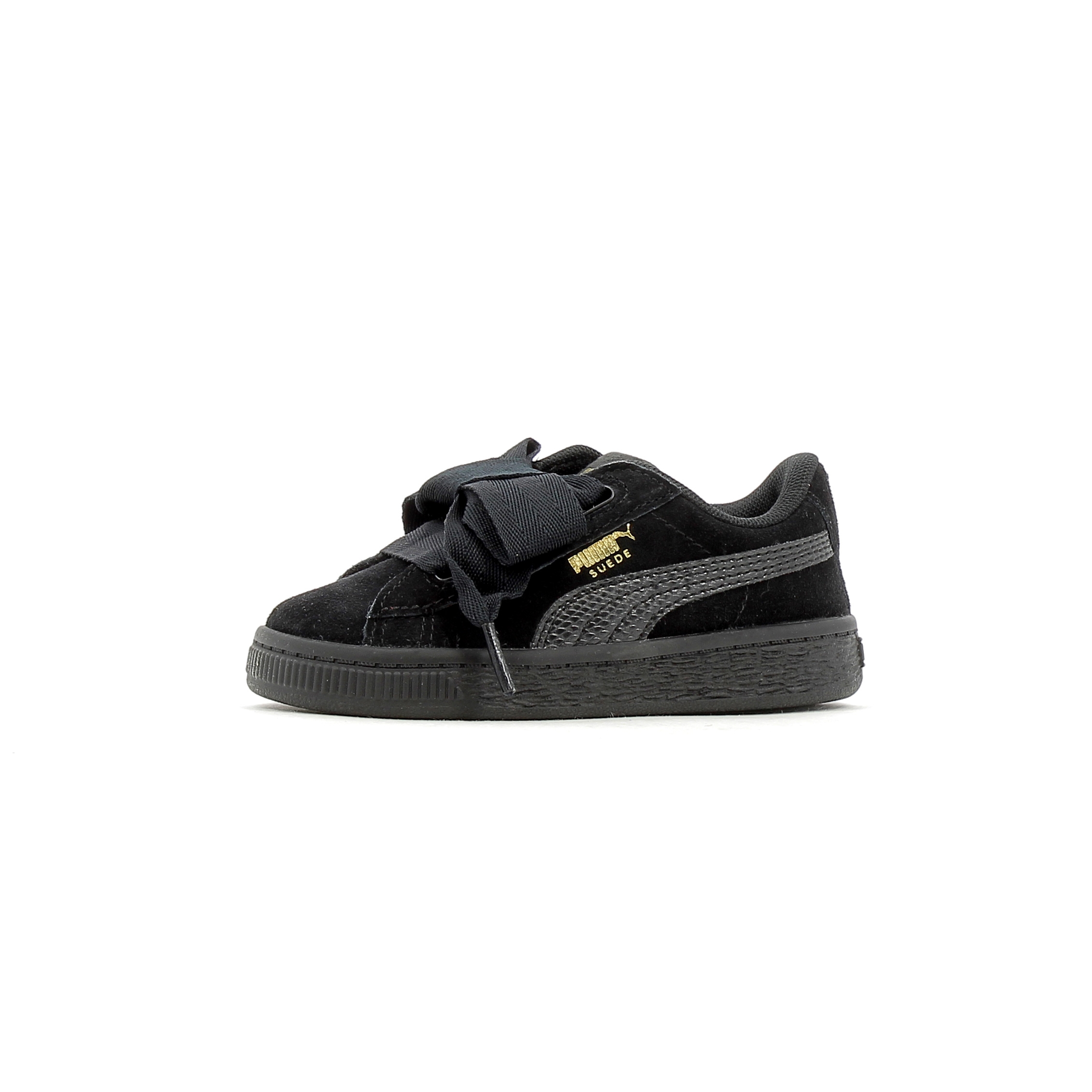 check out 0c7c1 27eda Baskets basses Puma Inf Suede Heart SNK Baby