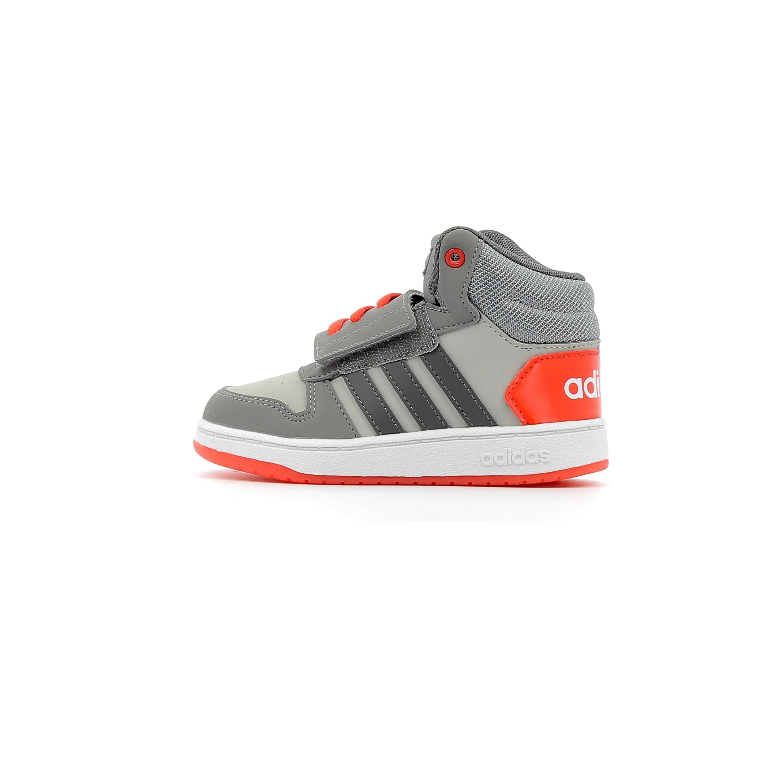 marque populaire boutique pour officiel qualité de la marque Baskets montante enfants Adidas Performance Hoops Mid 2.0 Inf Children
