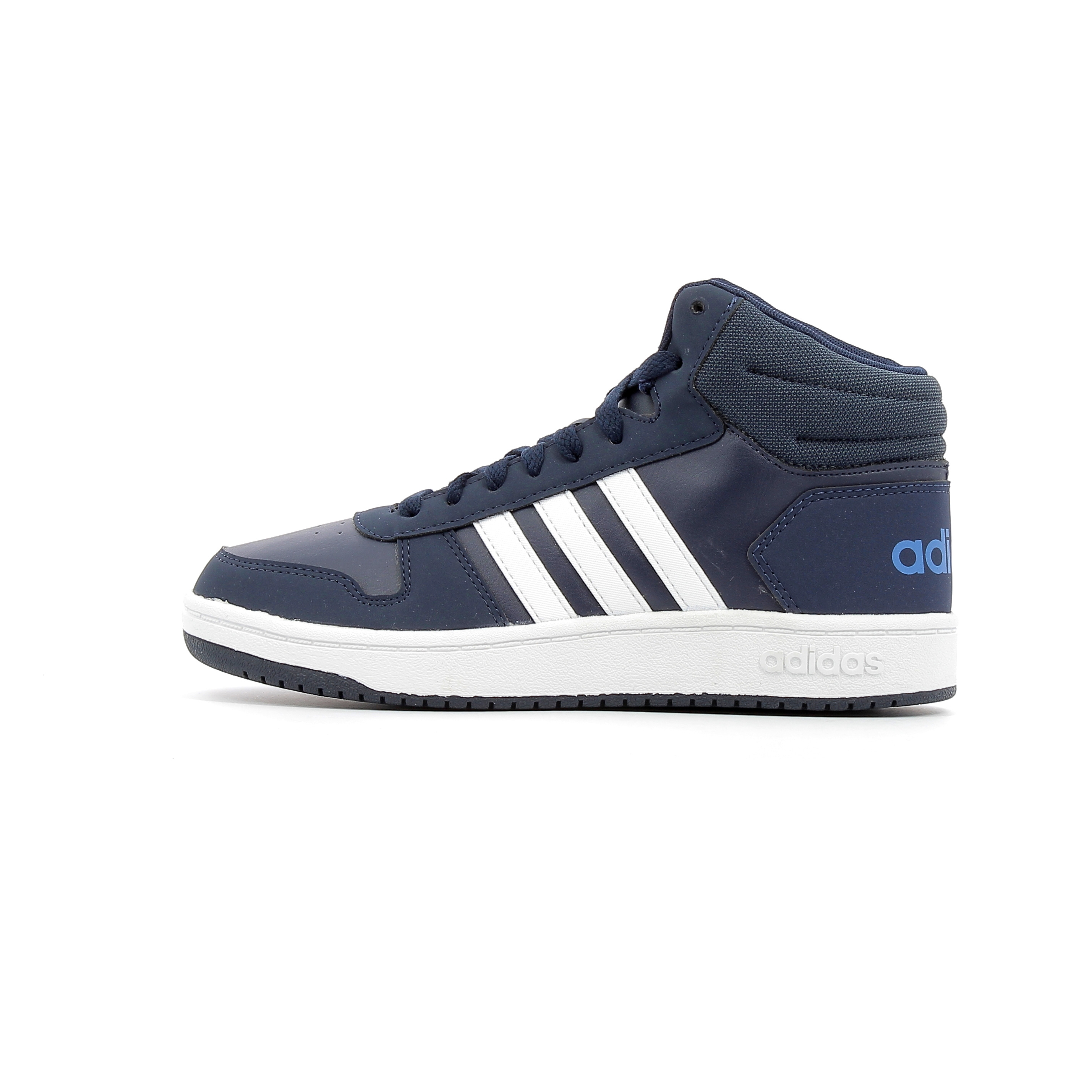 official photos 0050b d6b23 Baskets montantes enfants Adidas Performance Hoops Mid 2.0 Kids