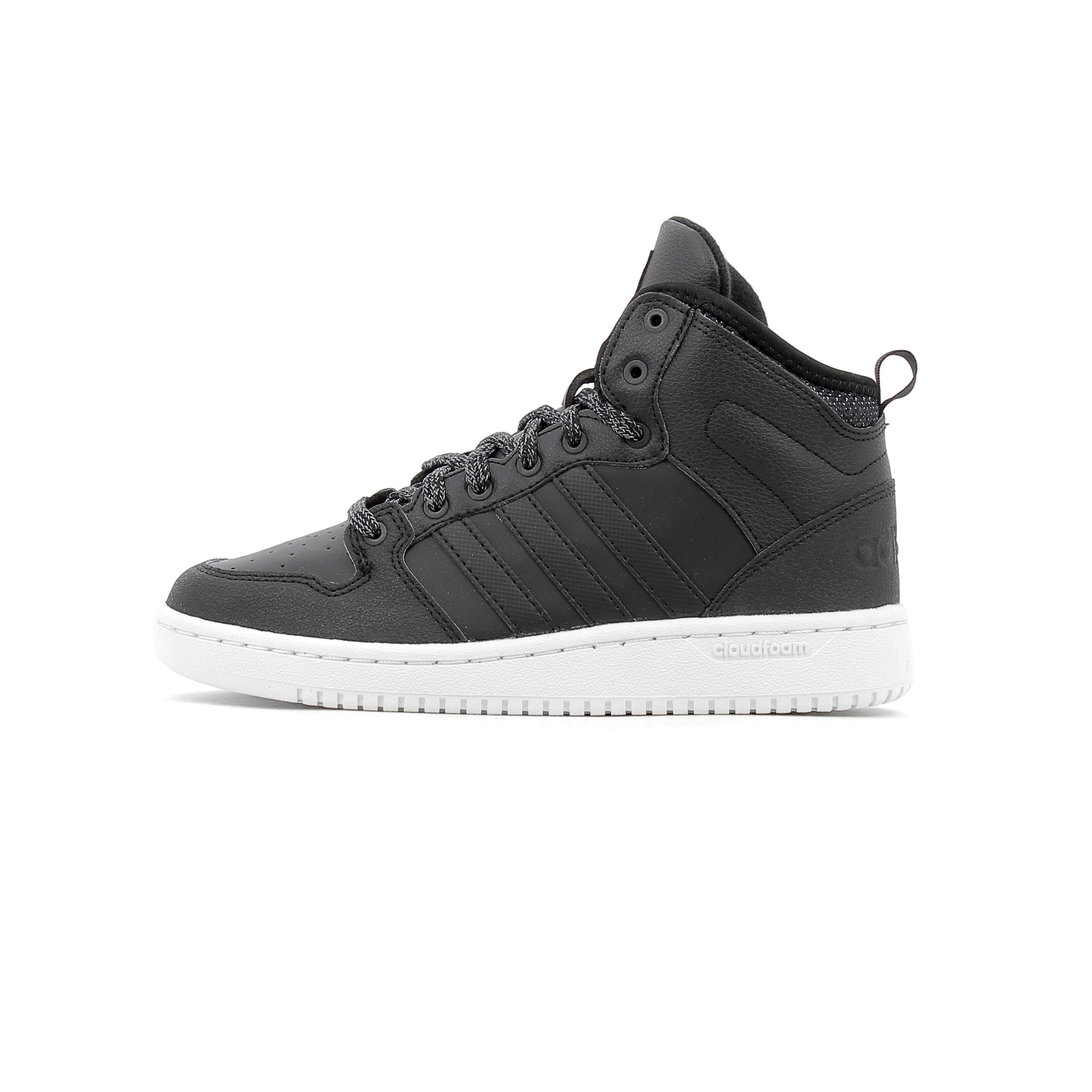 Baskets montantes Adidas Performance Cloudfoam Hoops Mid Winter Femme