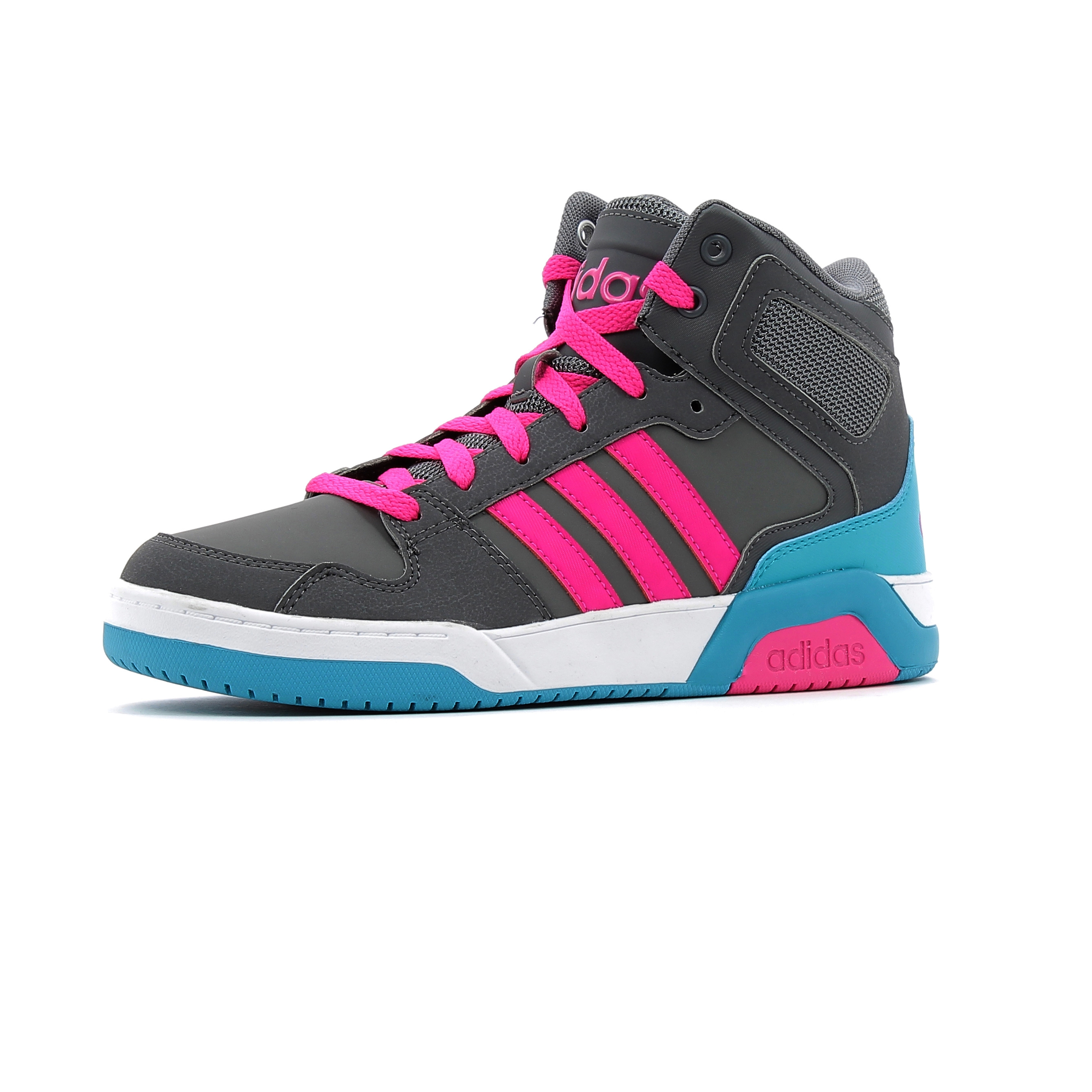 uk availability 3daf2 f5051 Baskets montantes Adidas Performance BB9TIS MID K