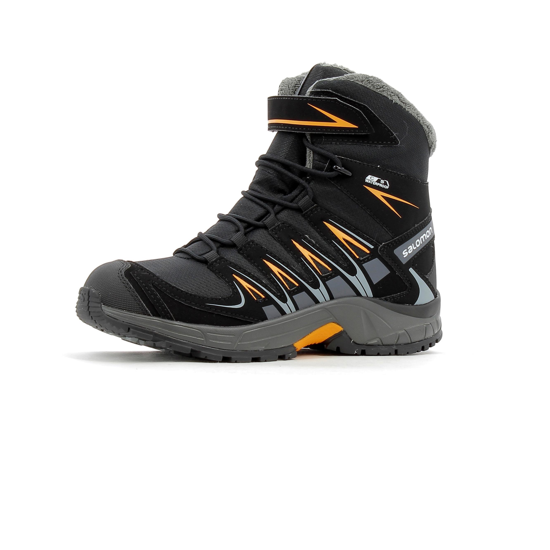 Nouveau Style De Chaussures de marche trail Cheville velcro